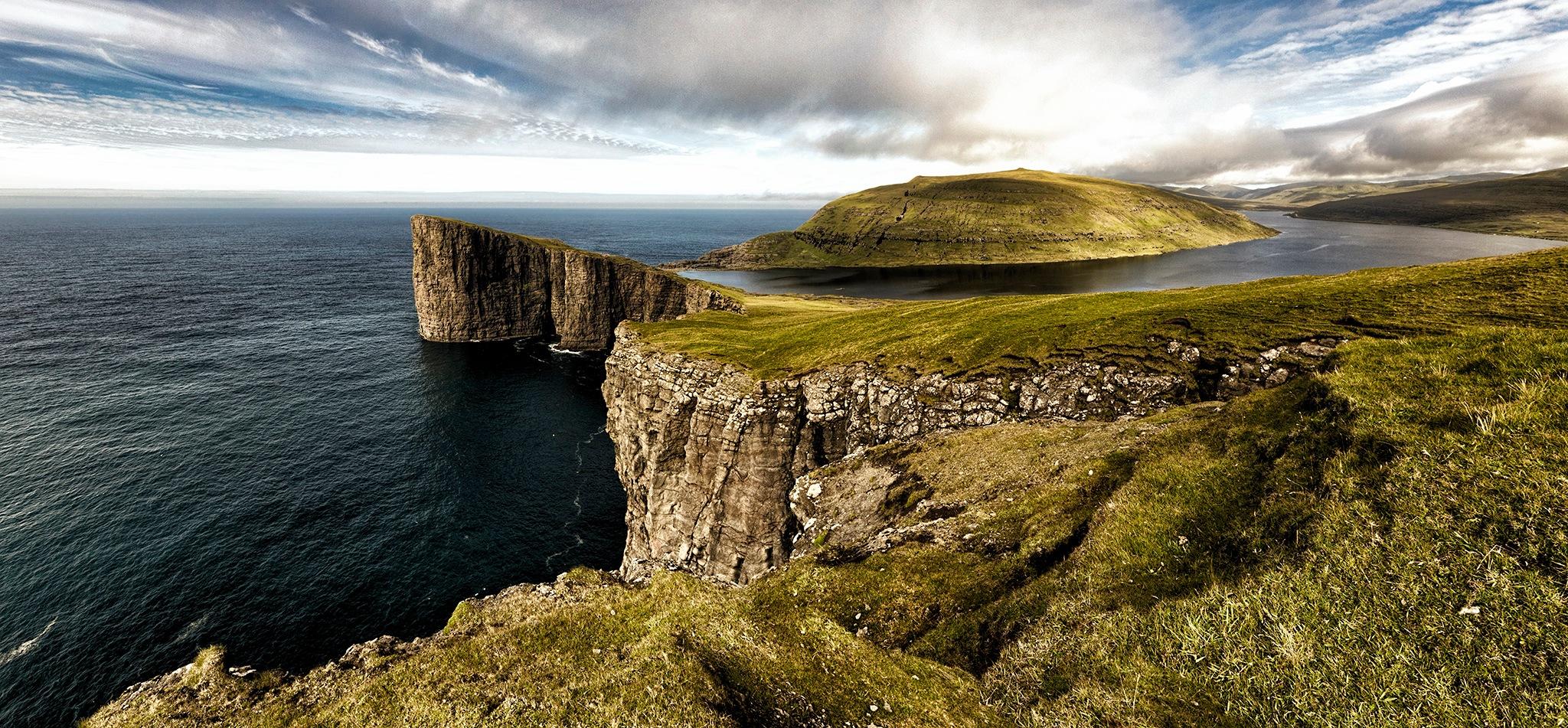 Amazing Vágar by Faroe Islands Hiking