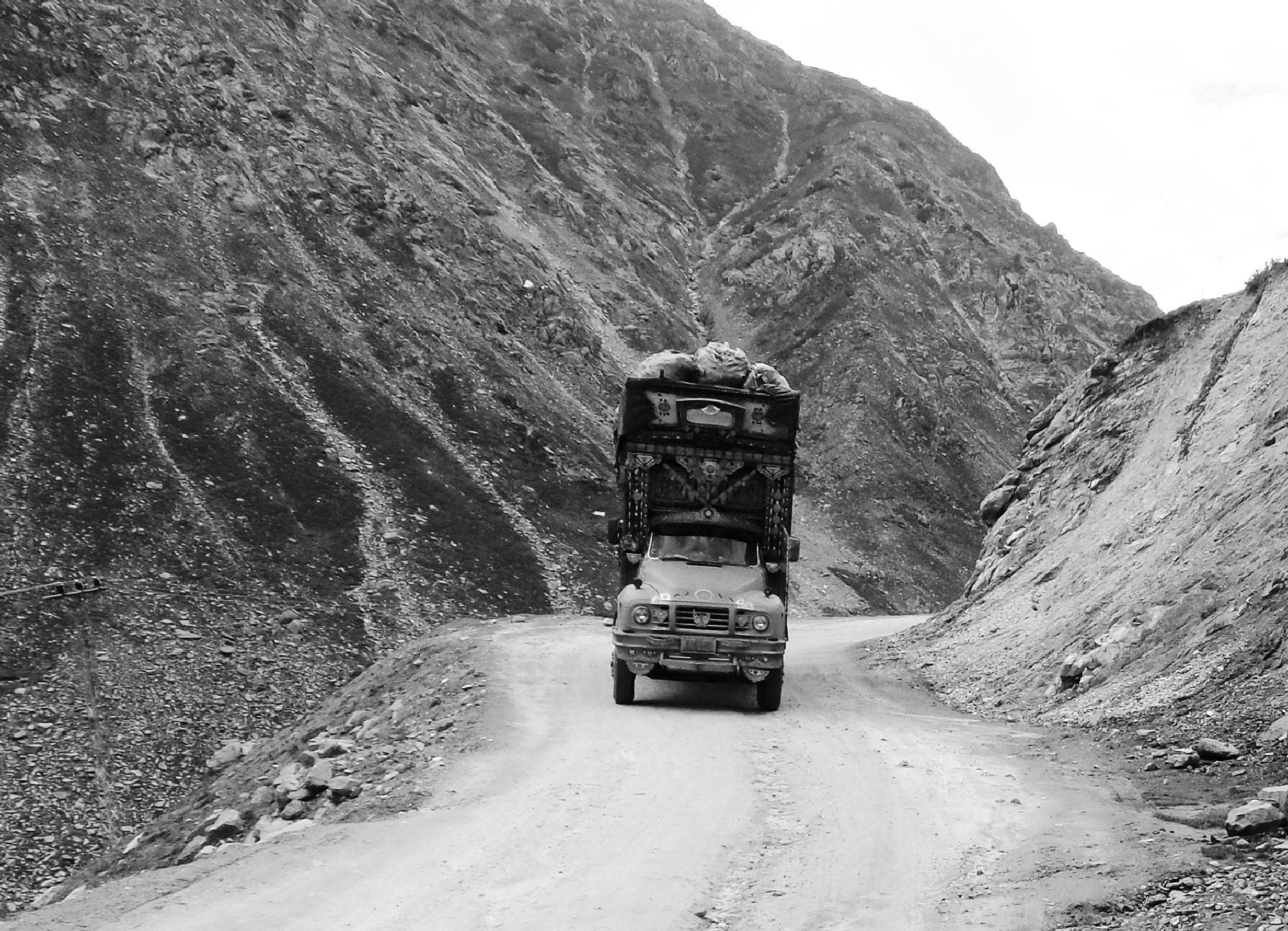 Heavy Ride by Emi Khan