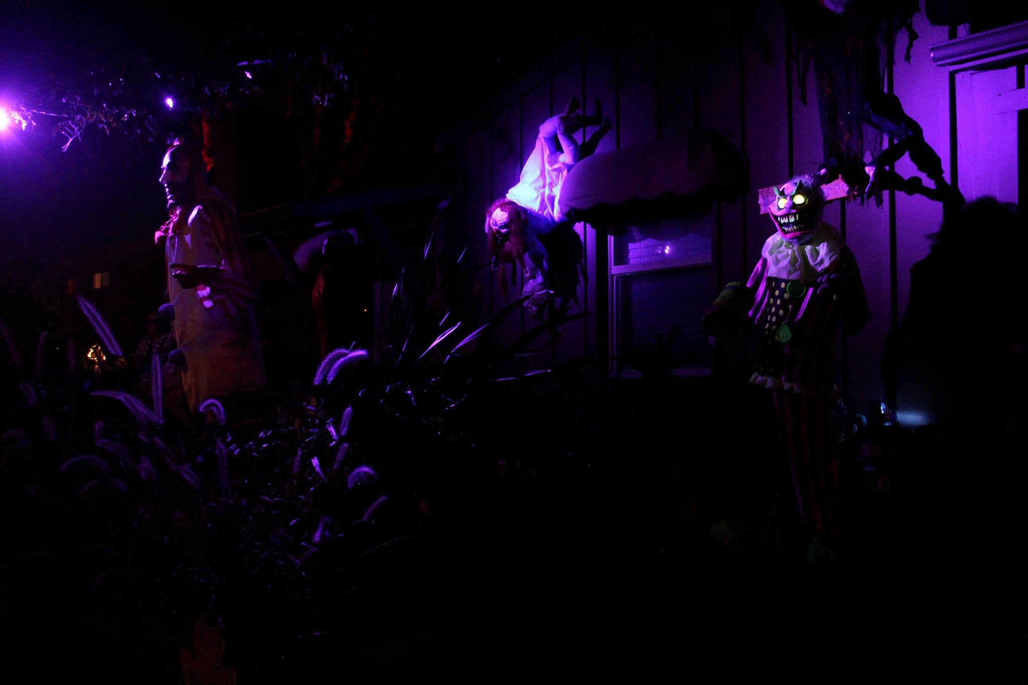 Halloween Corner 4 by Francisco J Chavira
