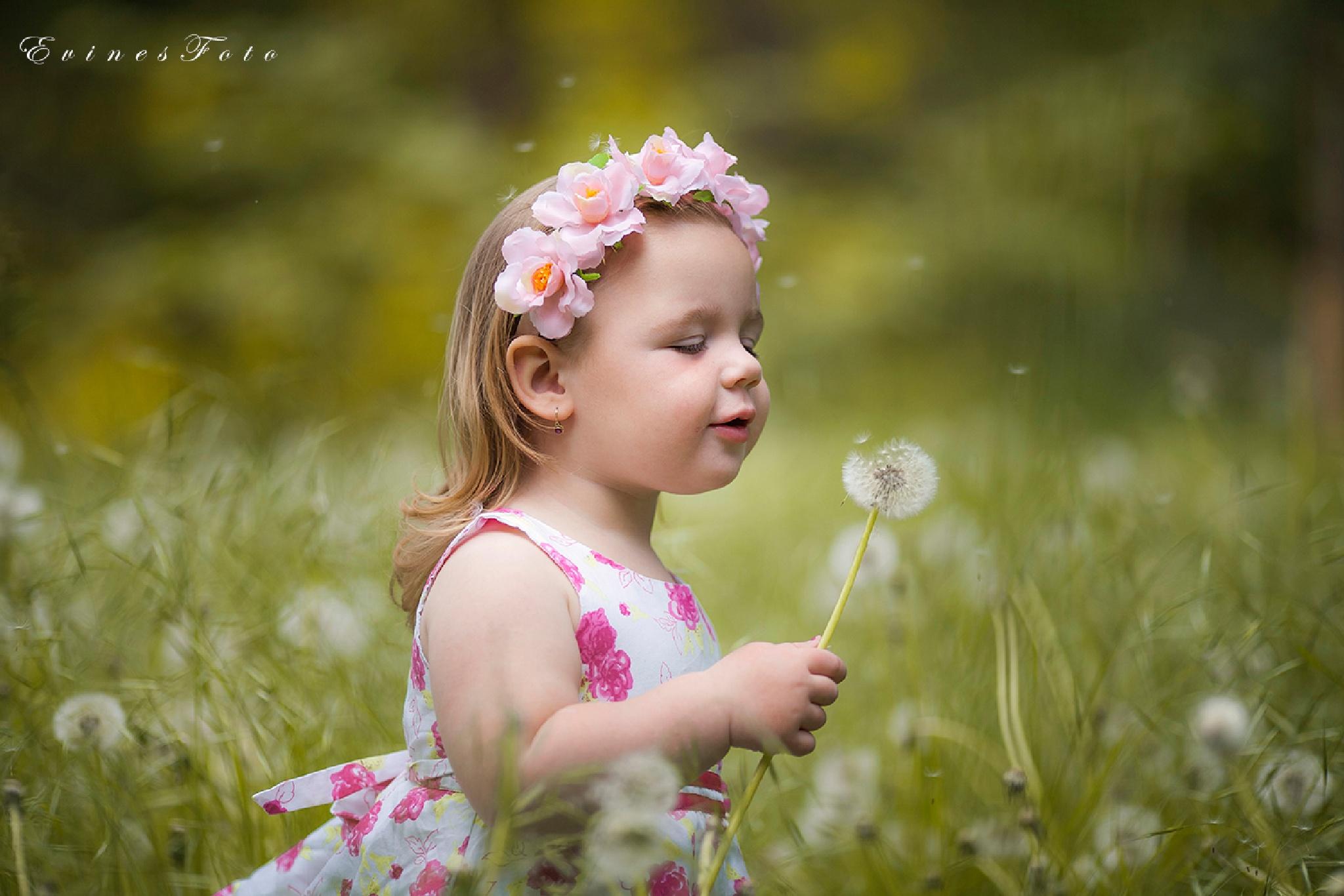 Dandelion princess by Evines
