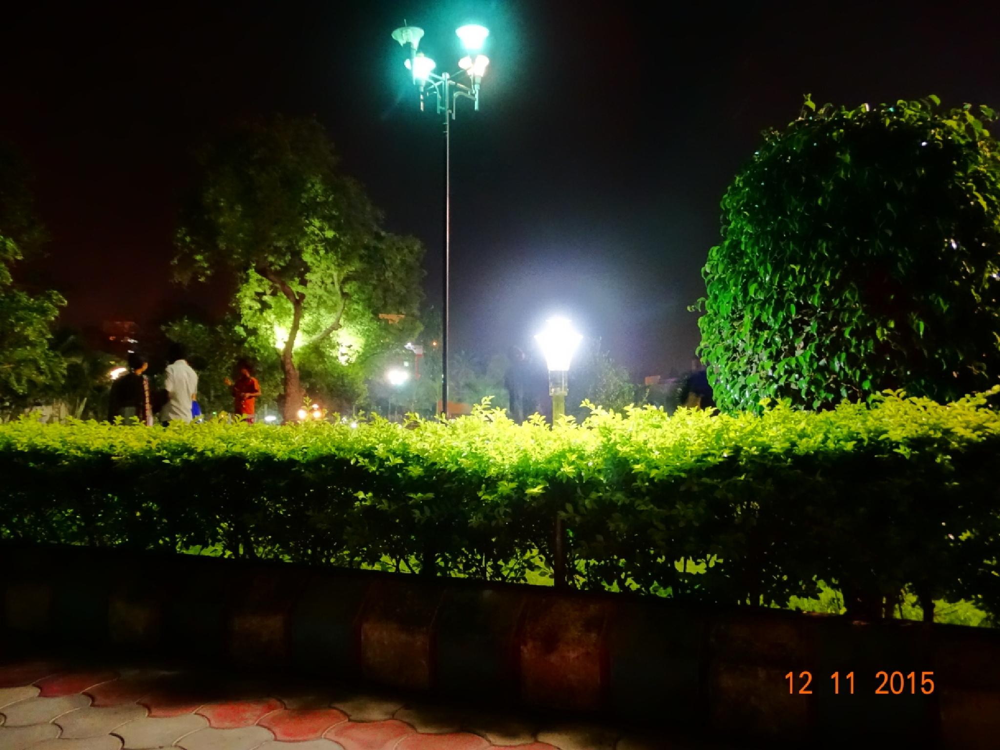 night lighting only by Dastagirnabi