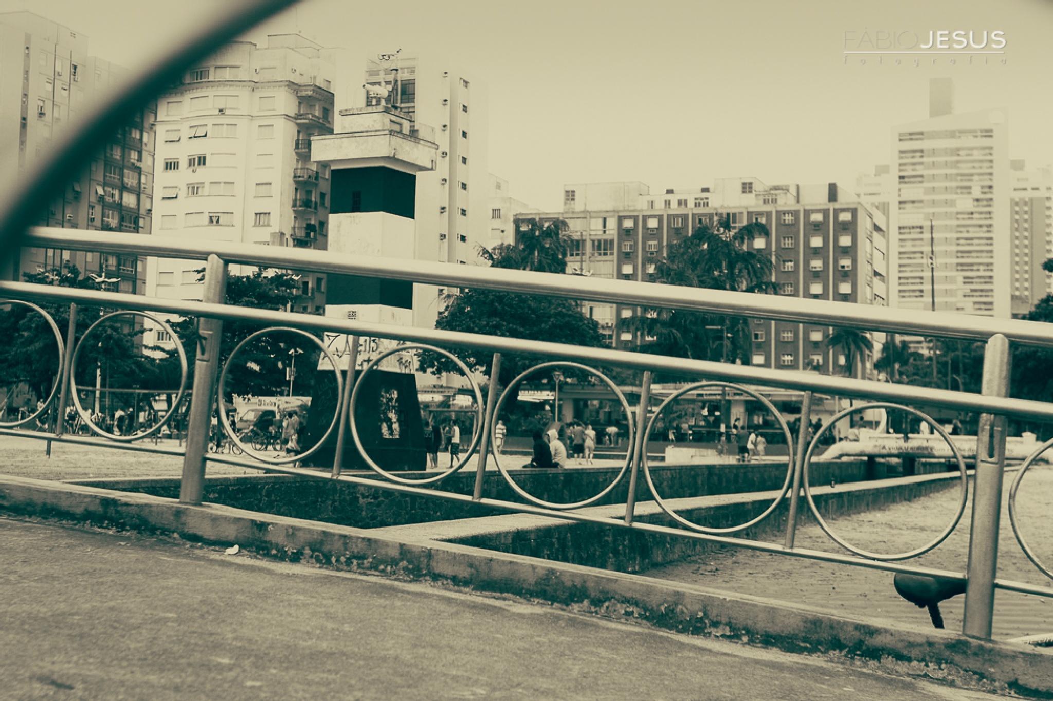Lighthouse Santos City by fabiojesus