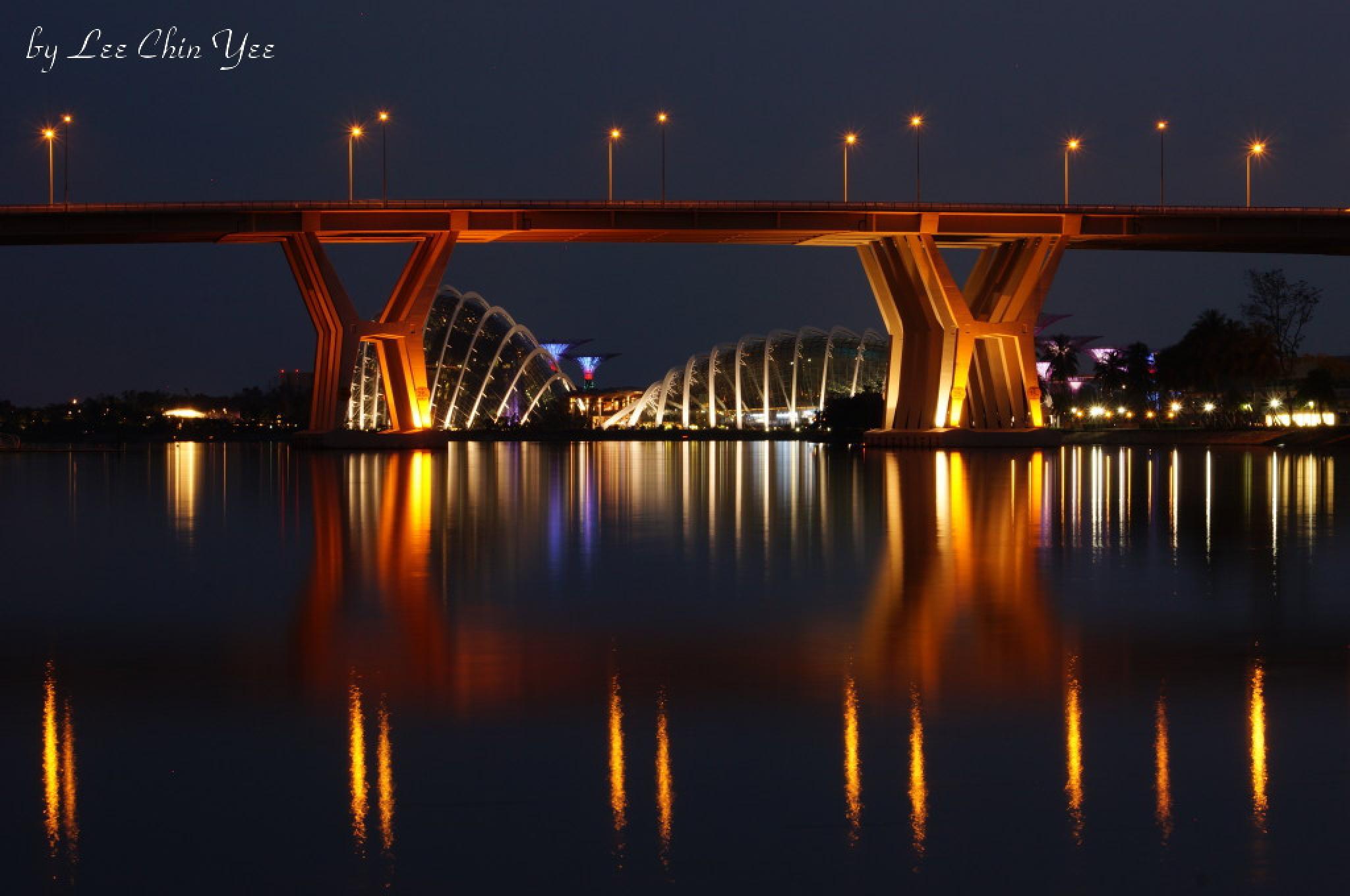 Marina Bay, Singapore by Chinyee