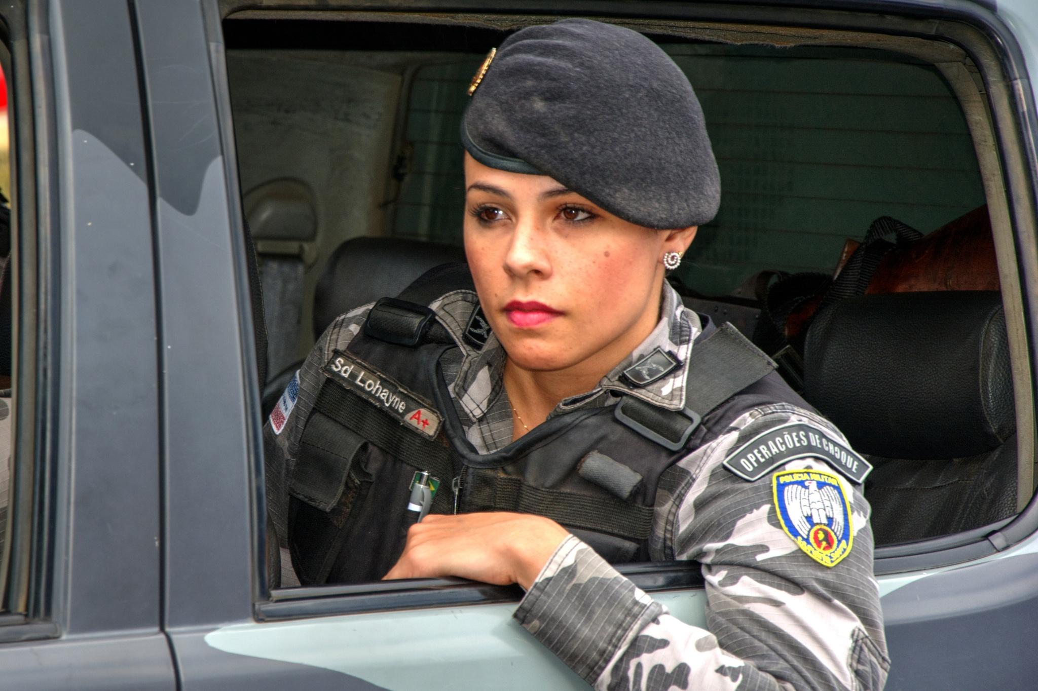 Polícia Militar do Espírito Santo by Alexandre Ricardo