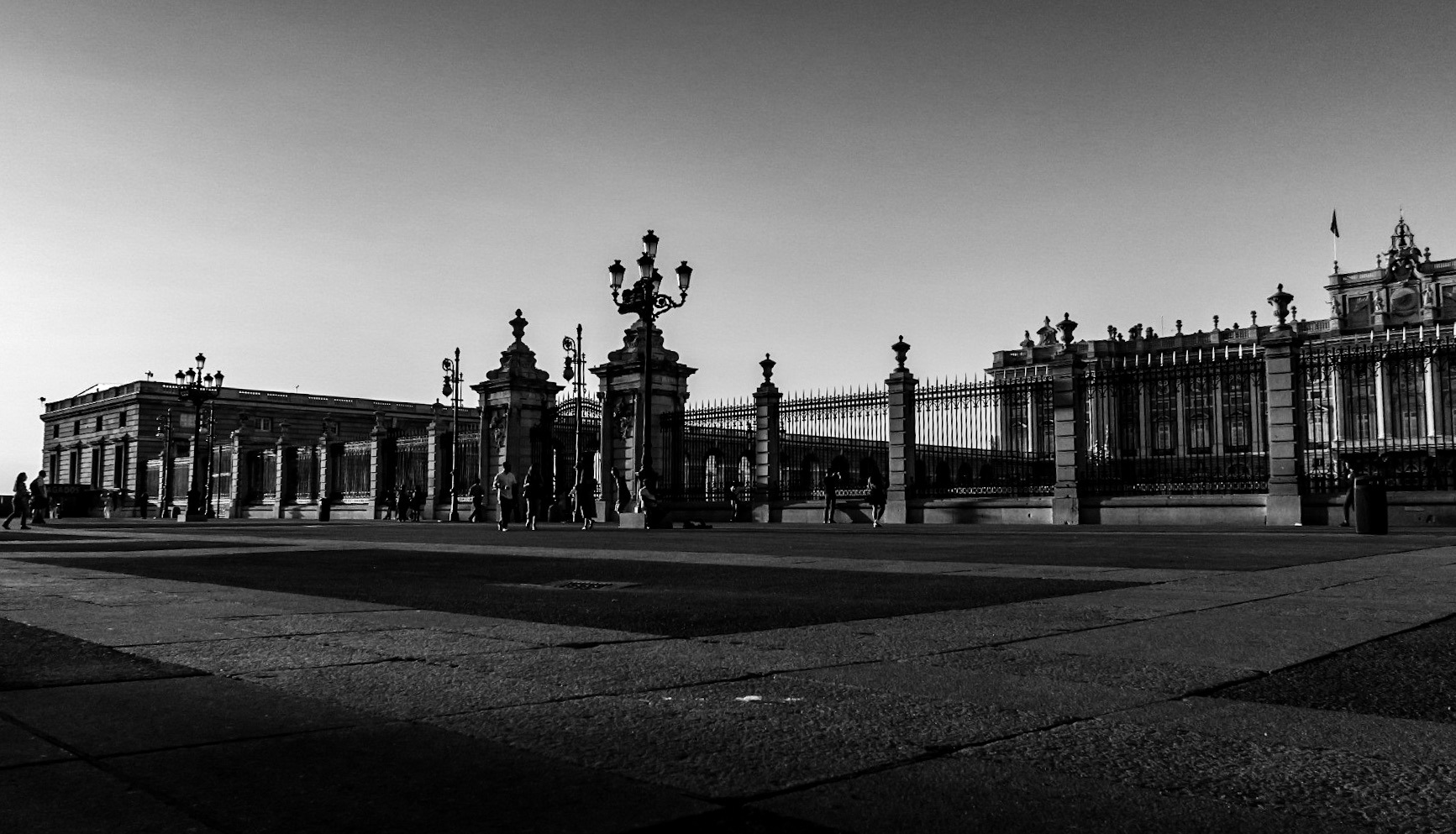 Madrid by G76