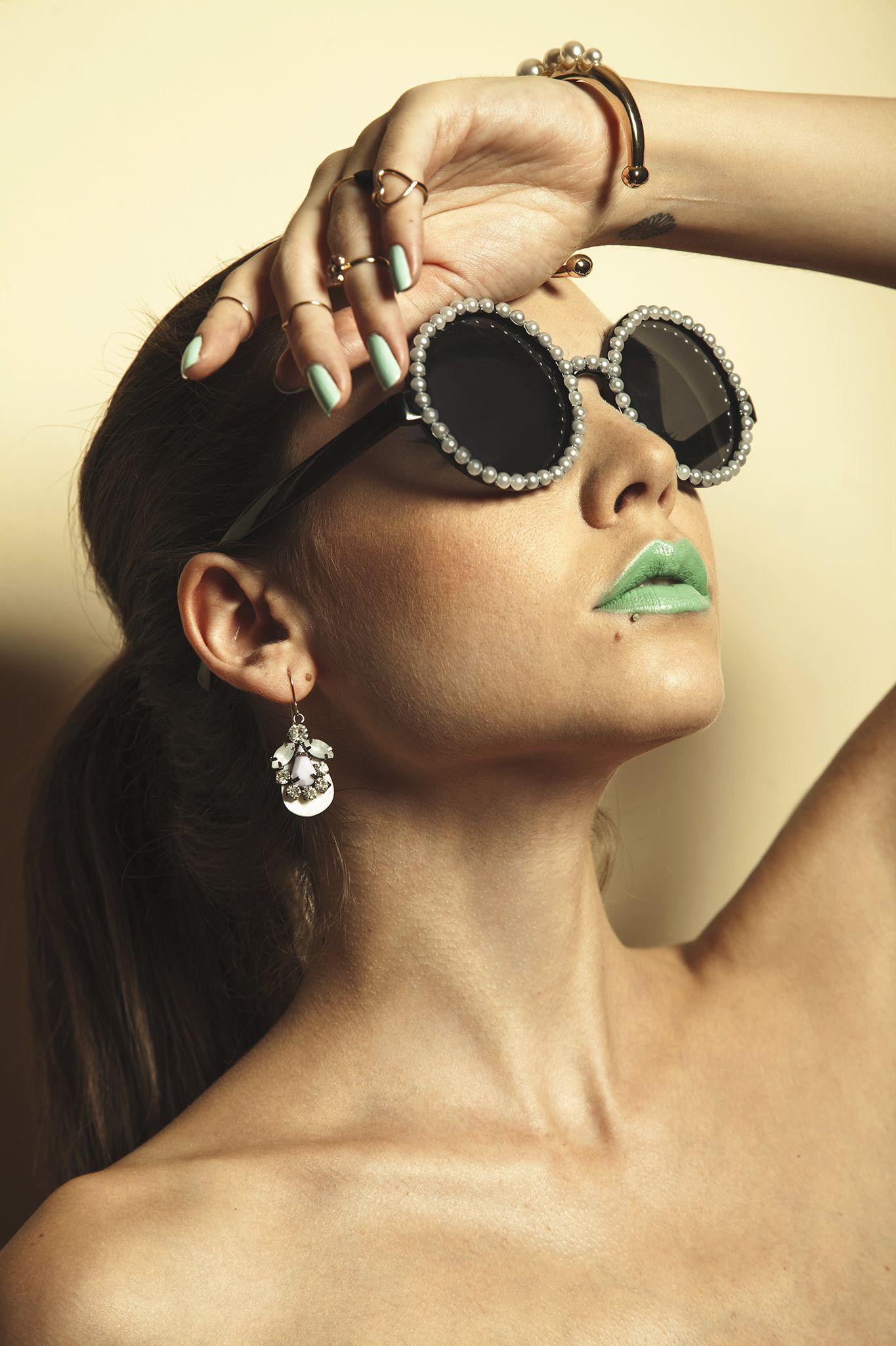 Dark Sunglasses by Coverture
