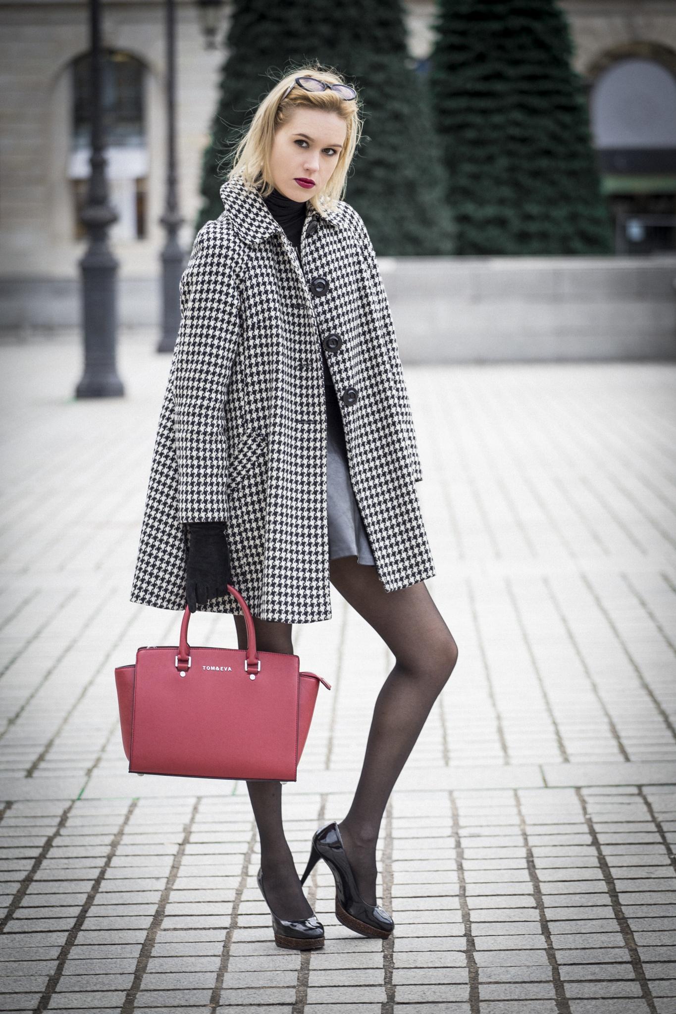 Fashion in Paris  by paulinecheyrouze3
