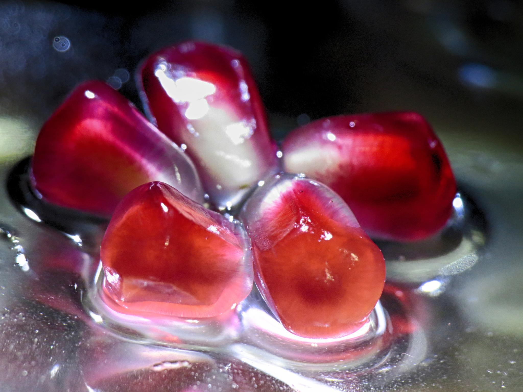 Pomegranate- Nar Tanesi by SOGUKPINAR