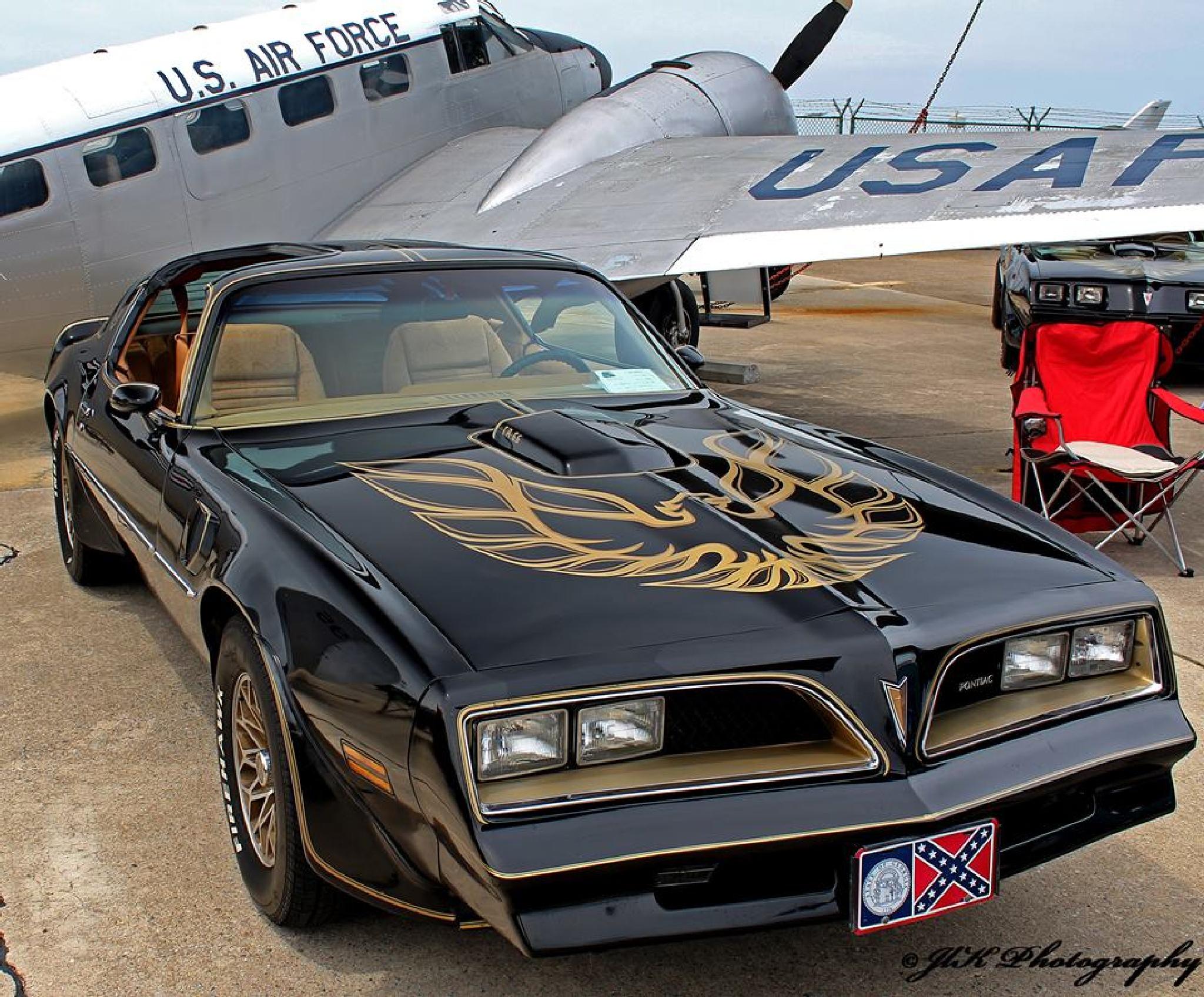 Wings N Wheels Car and Airplane Show by Jeffrey Lee Kreider