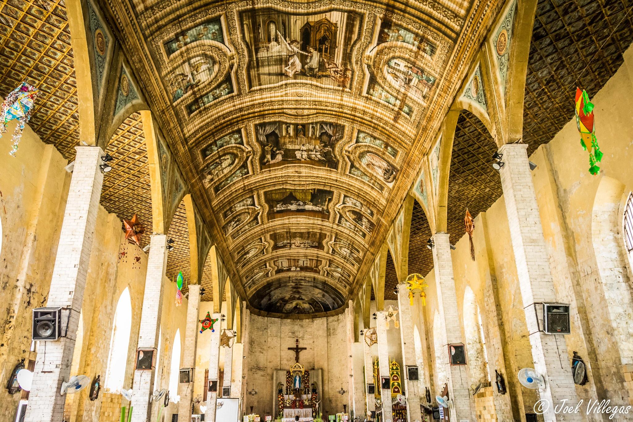Sibonga Parish Church ... Southern Cebu by Joel Villegas