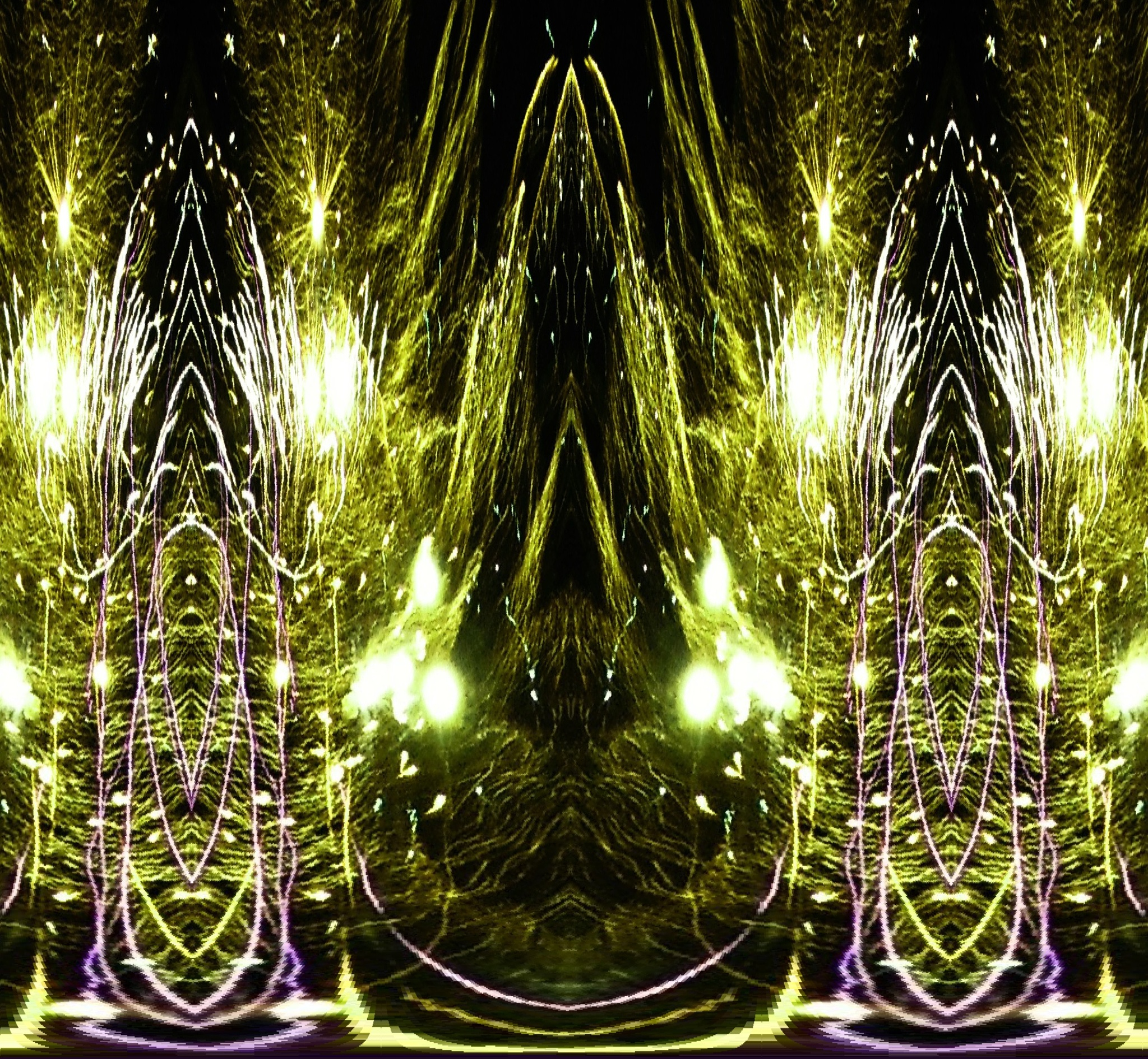 Firework (Abstract) 2 by 4everlooking