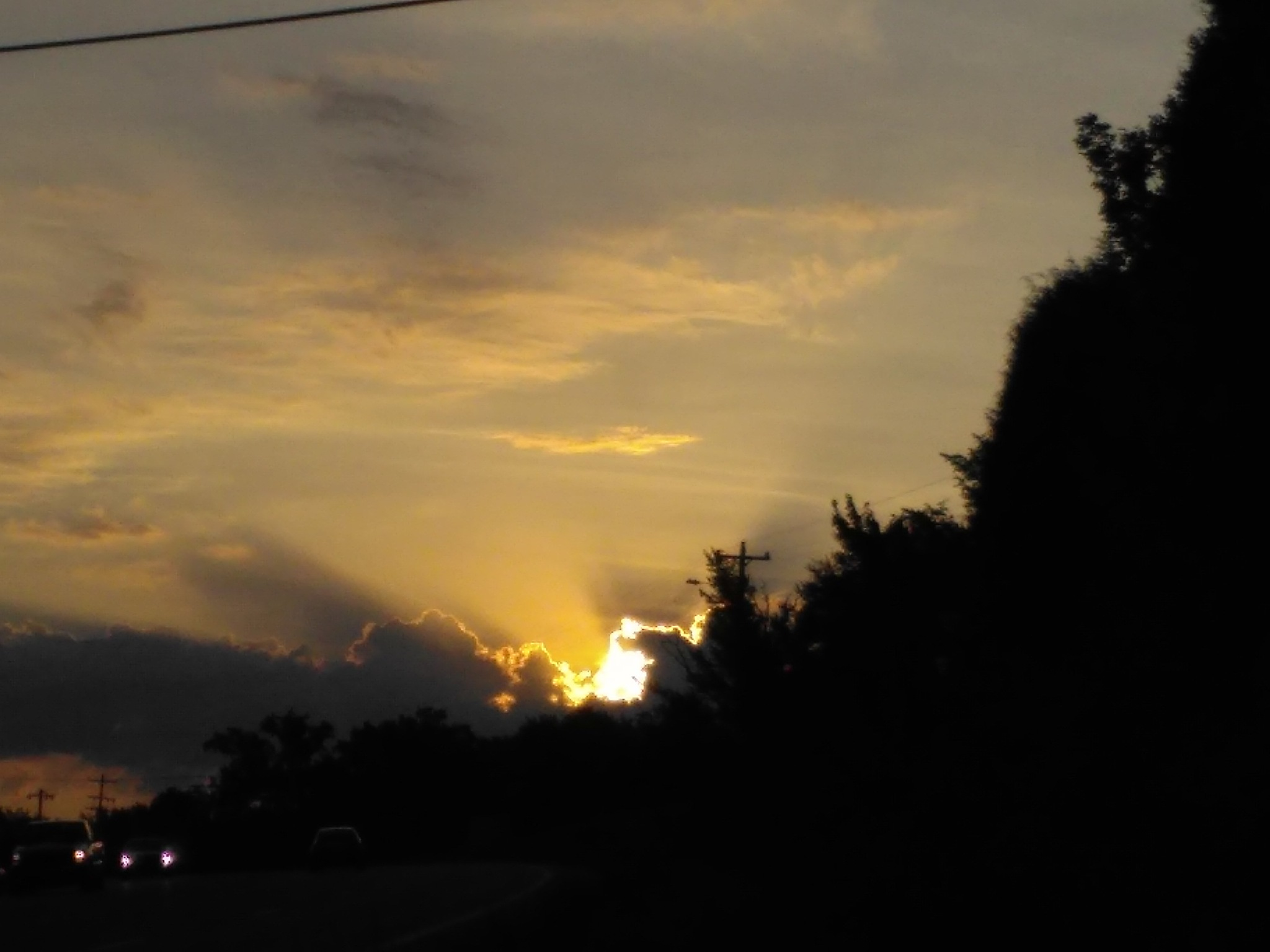 Sun Rising by Martha Haselton
