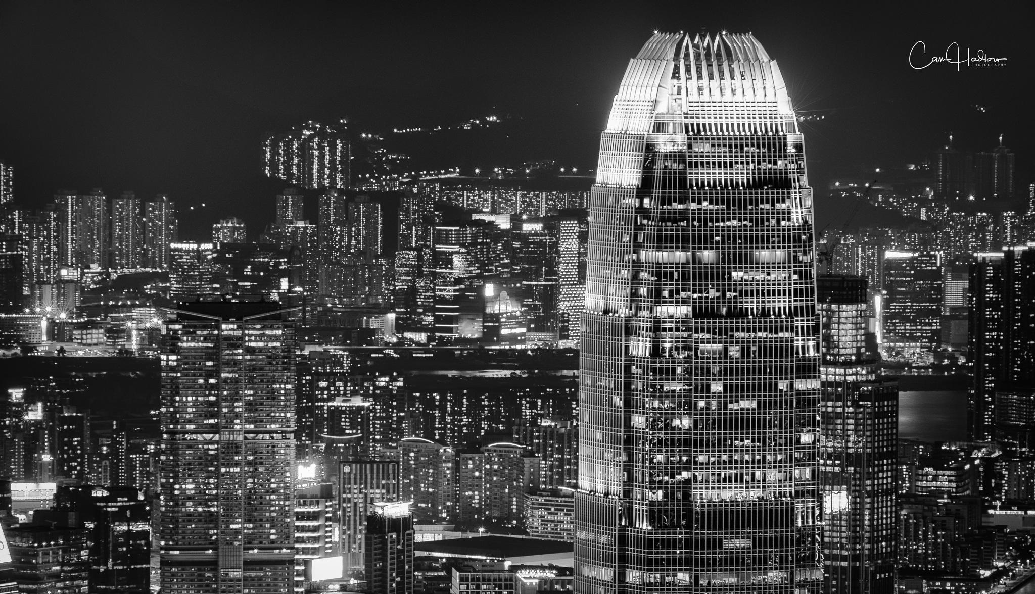 IFC Tower, Hong Kong by CamHadlowPhotography
