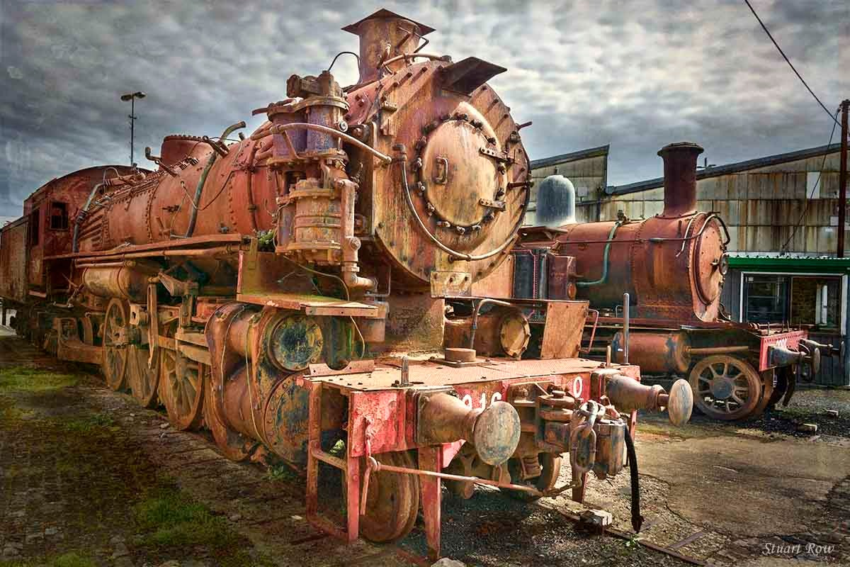 Steam engines by StuartRow