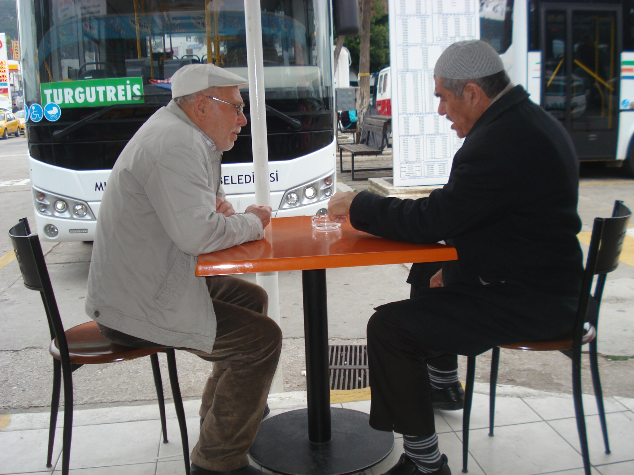 A DAILY TALK... by GÜVEN YENERSOY