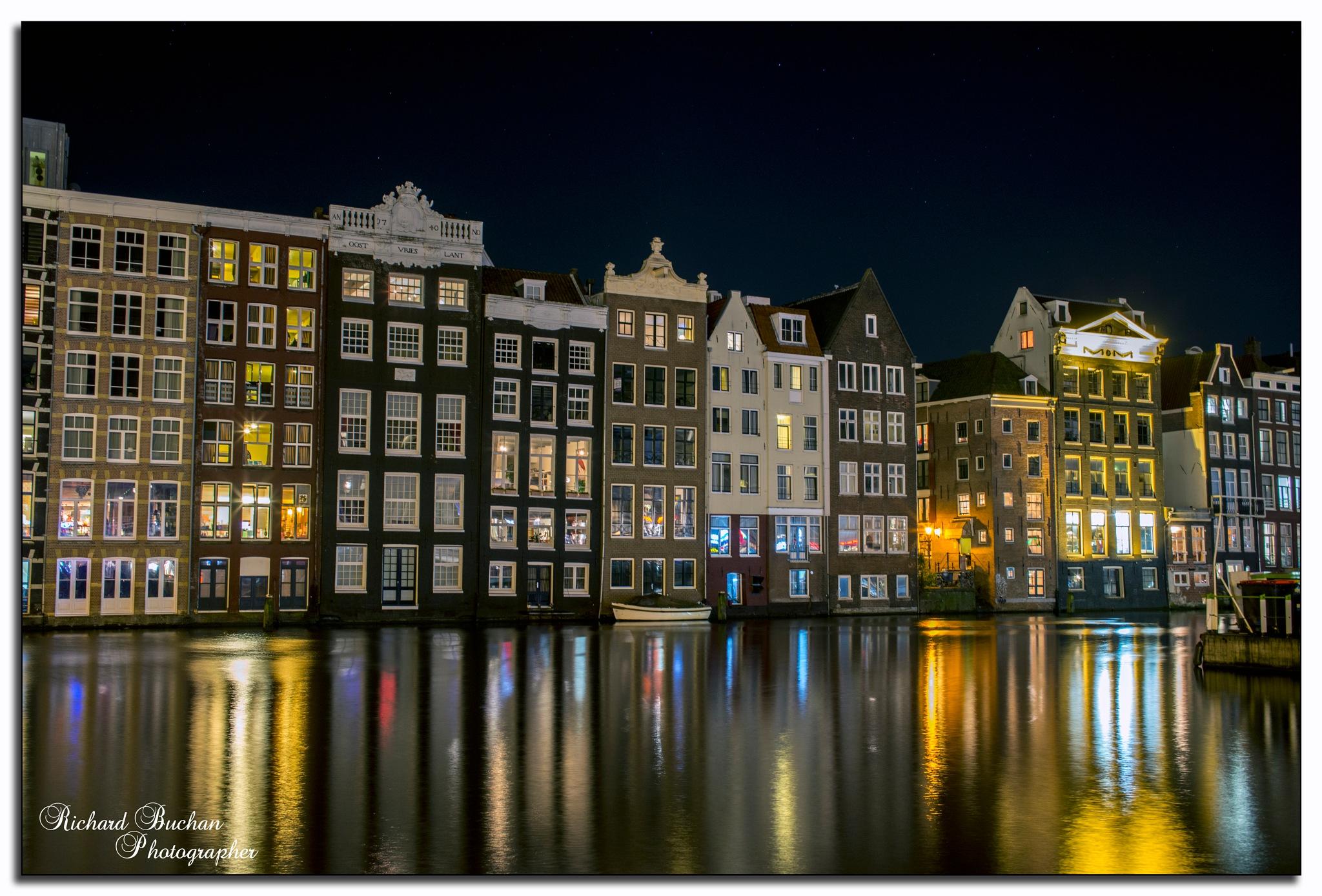 Amsterdam by Richardbuchan