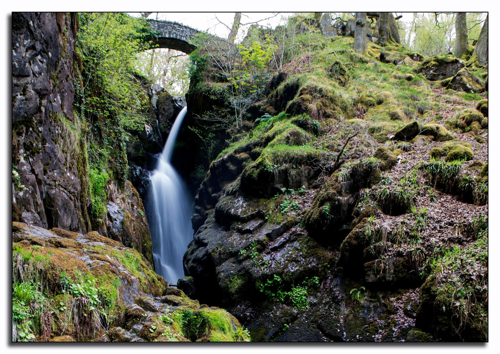 Aira Force Waterfall by Richardbuchan