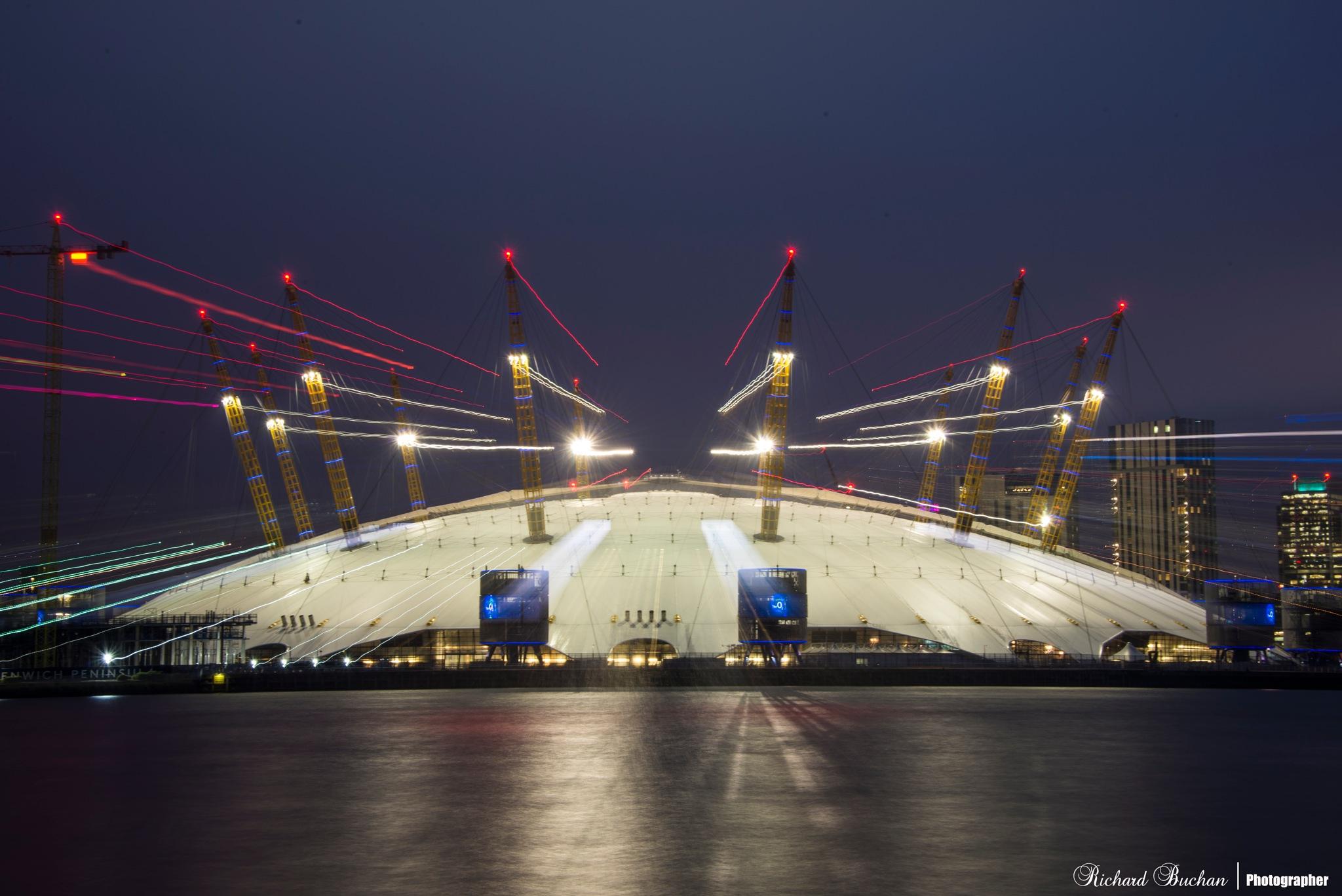 O2 Arena by Richardbuchan