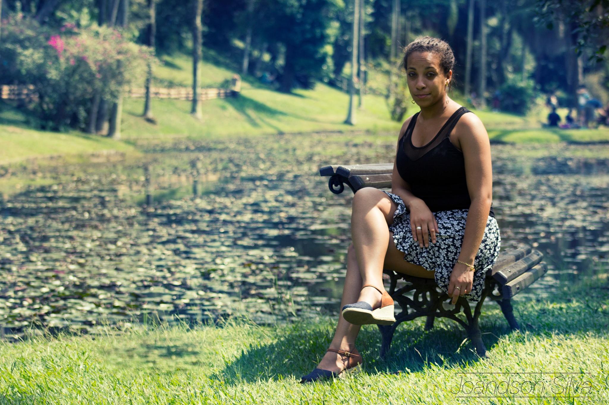 Sabrina Santos by Joandson Silva