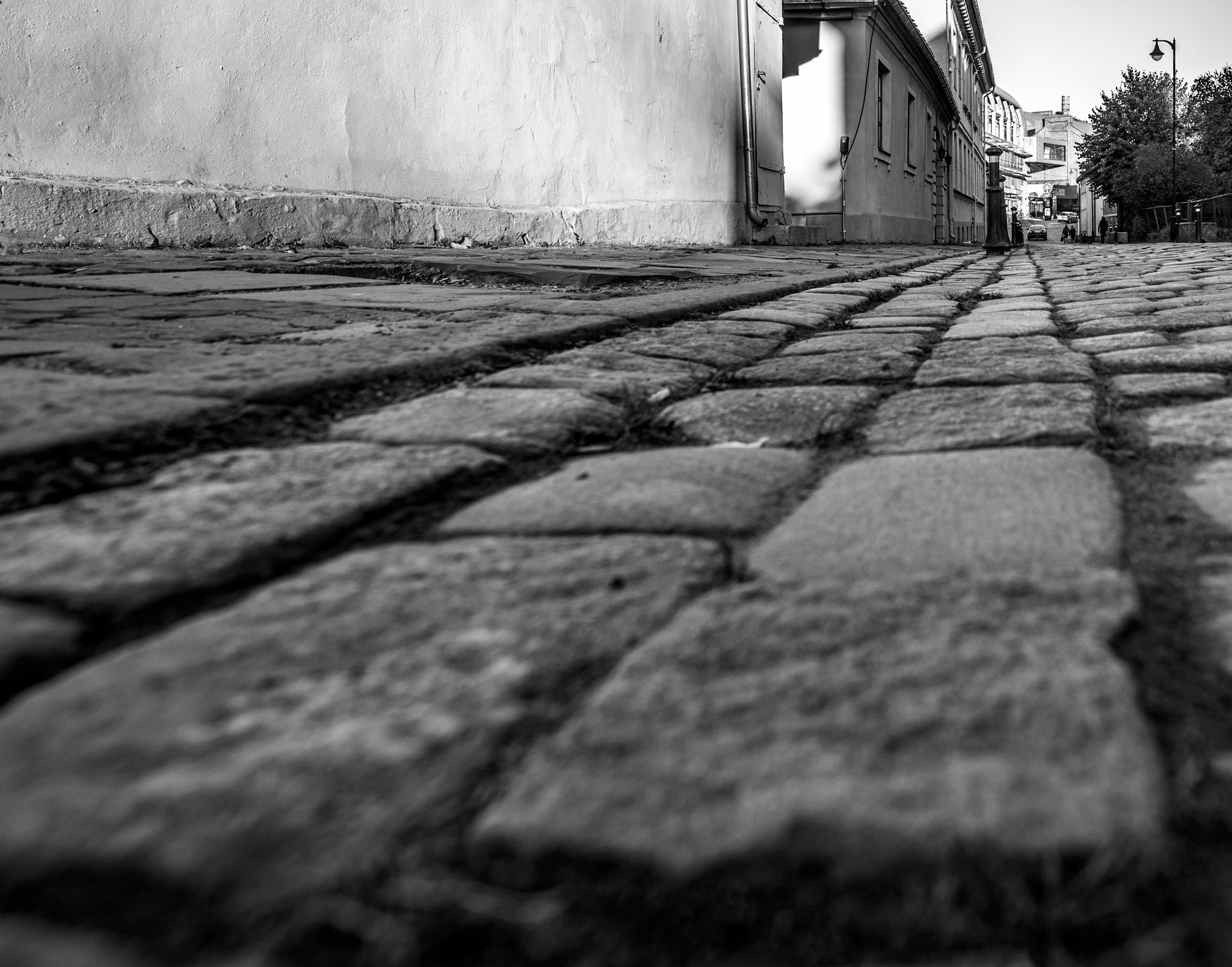 cobblestone by Tommy Lund