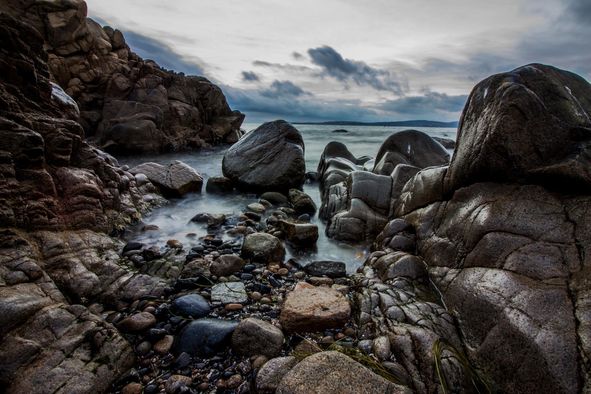 By The Sea by Ivan Agafonov