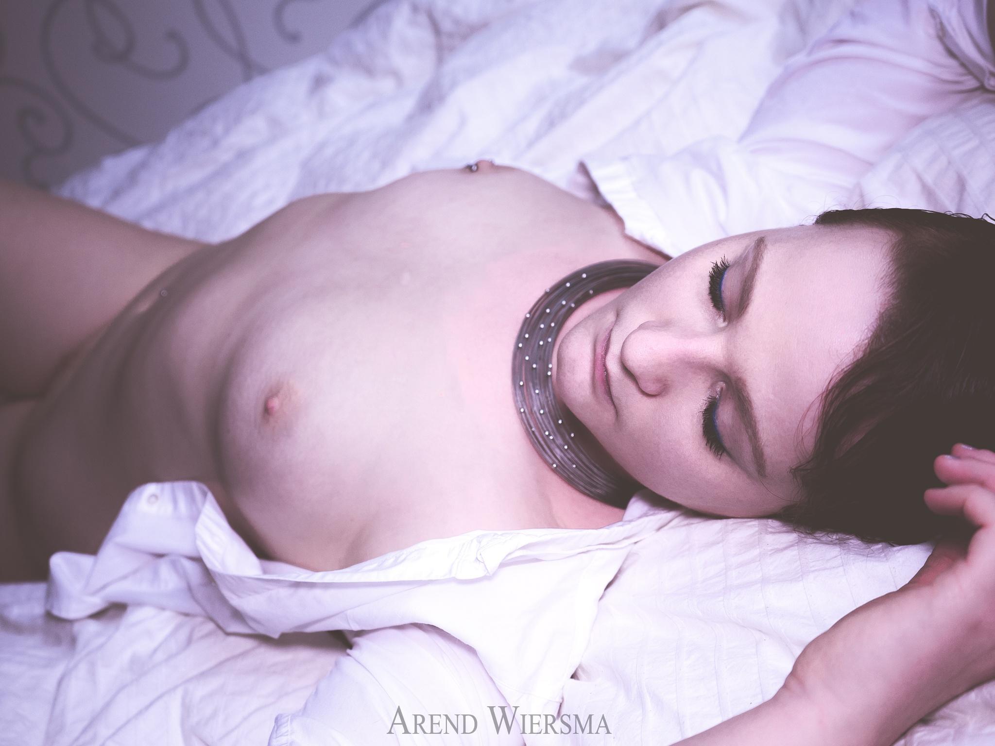 Sleeping beauty by Arend Wiersma