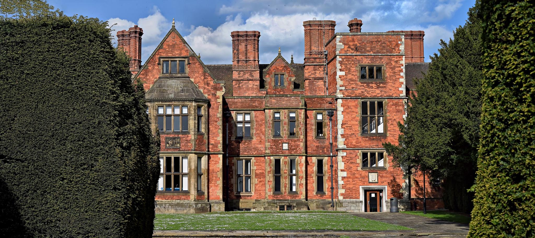 Heslington Hall - York by RichardBrigham