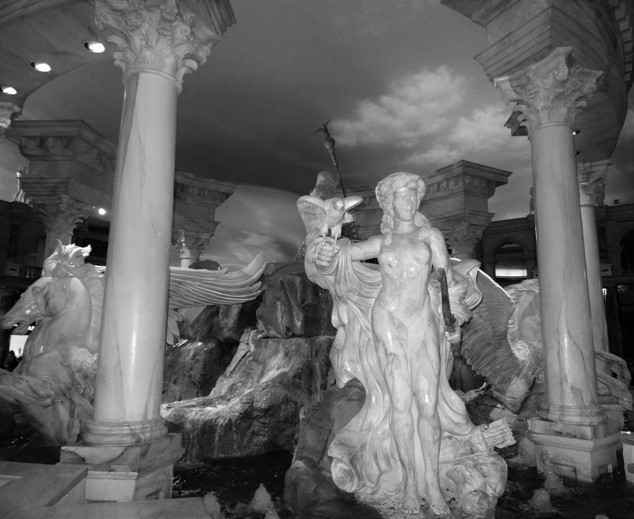 Caesars Palace by Sen5