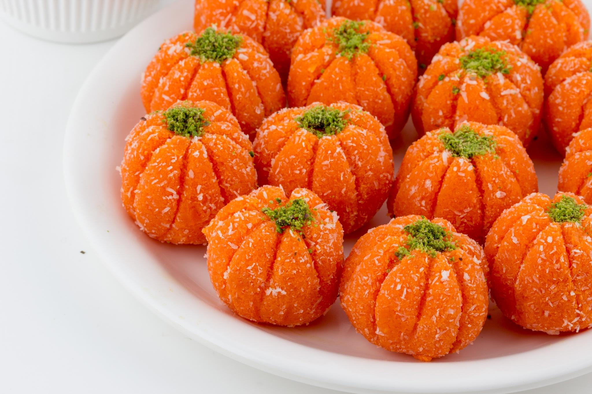 Pumpkin Sweet by ravitenneti9