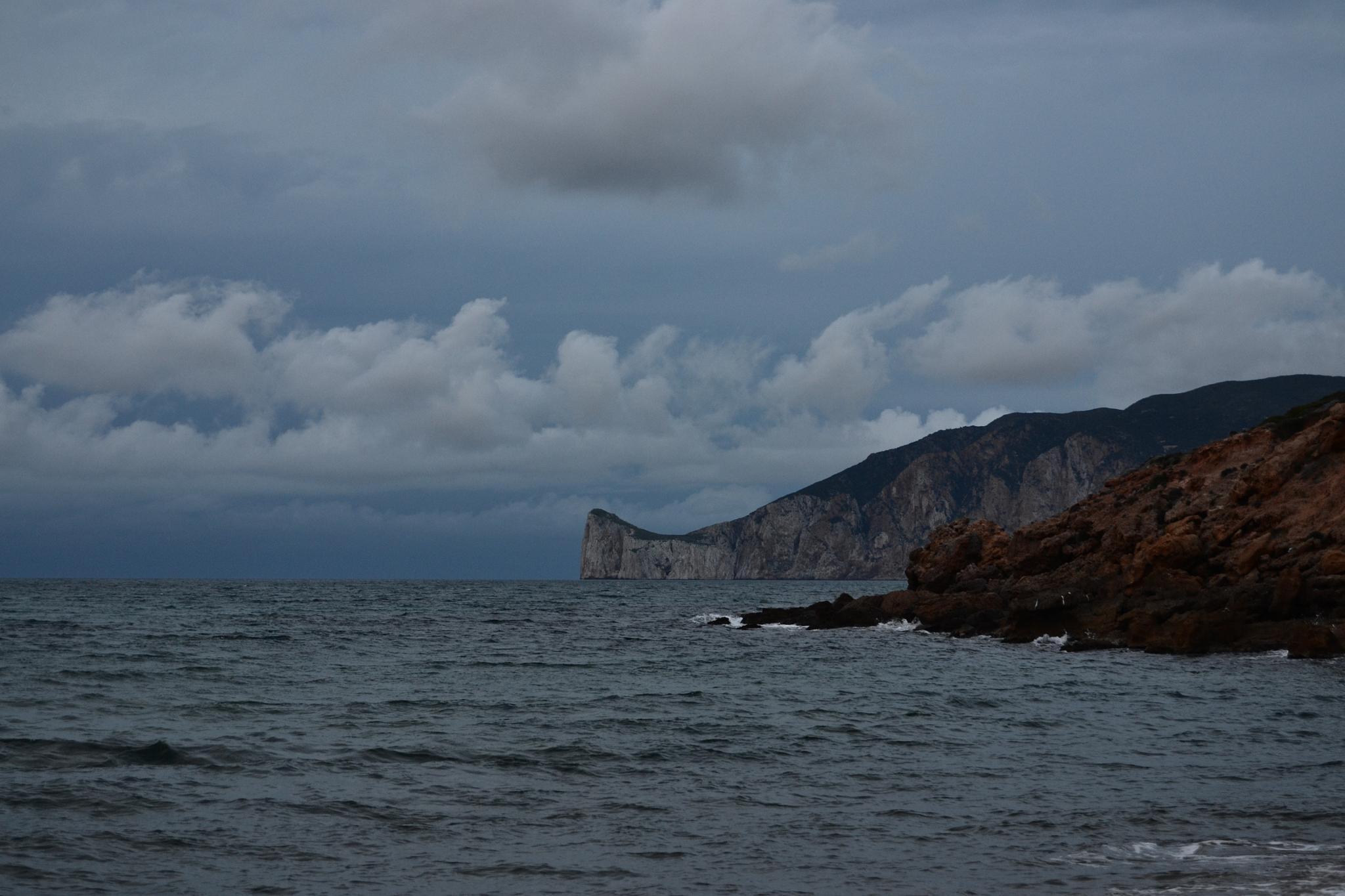 """""""A Scene at the Sea"""" by Anna Congiu"""