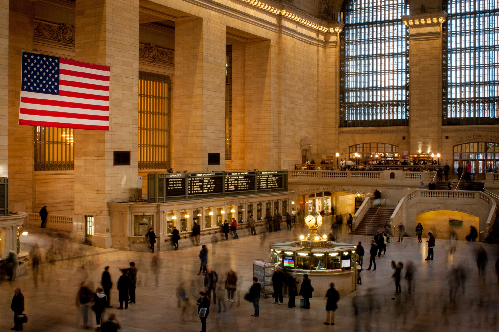 Grand Central by sambakerphotography