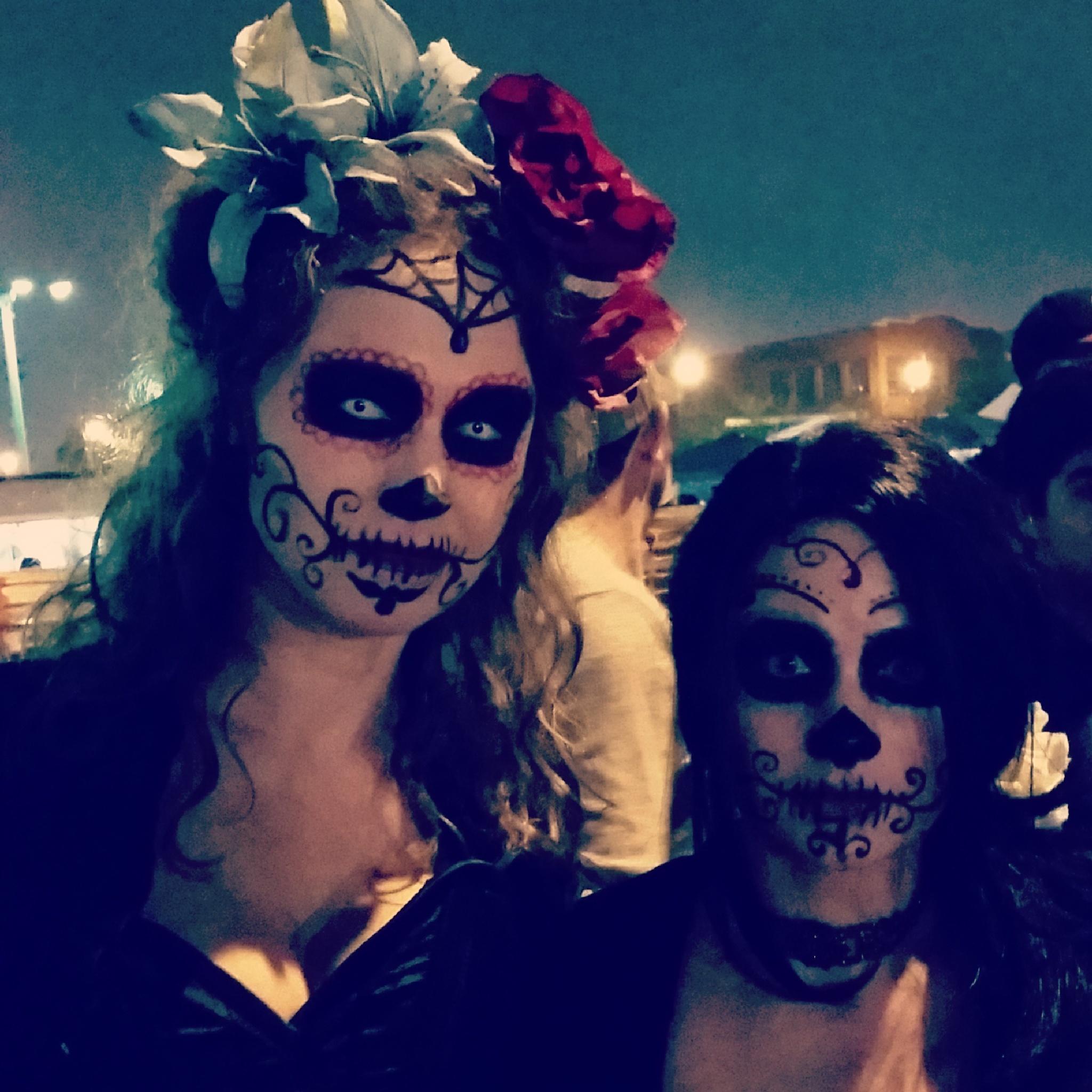 Dia DE Los Muertos  by Dexter332