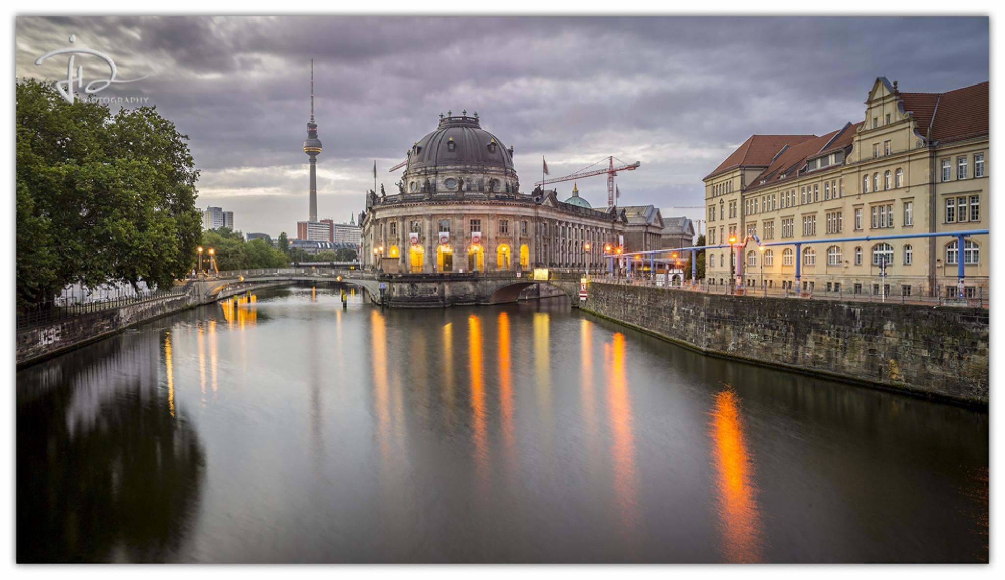 Berlin Dawn by Jaime Dormer