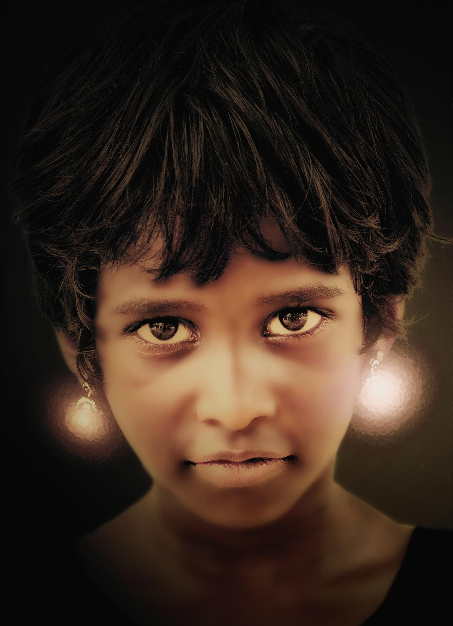 Orphan by bindue