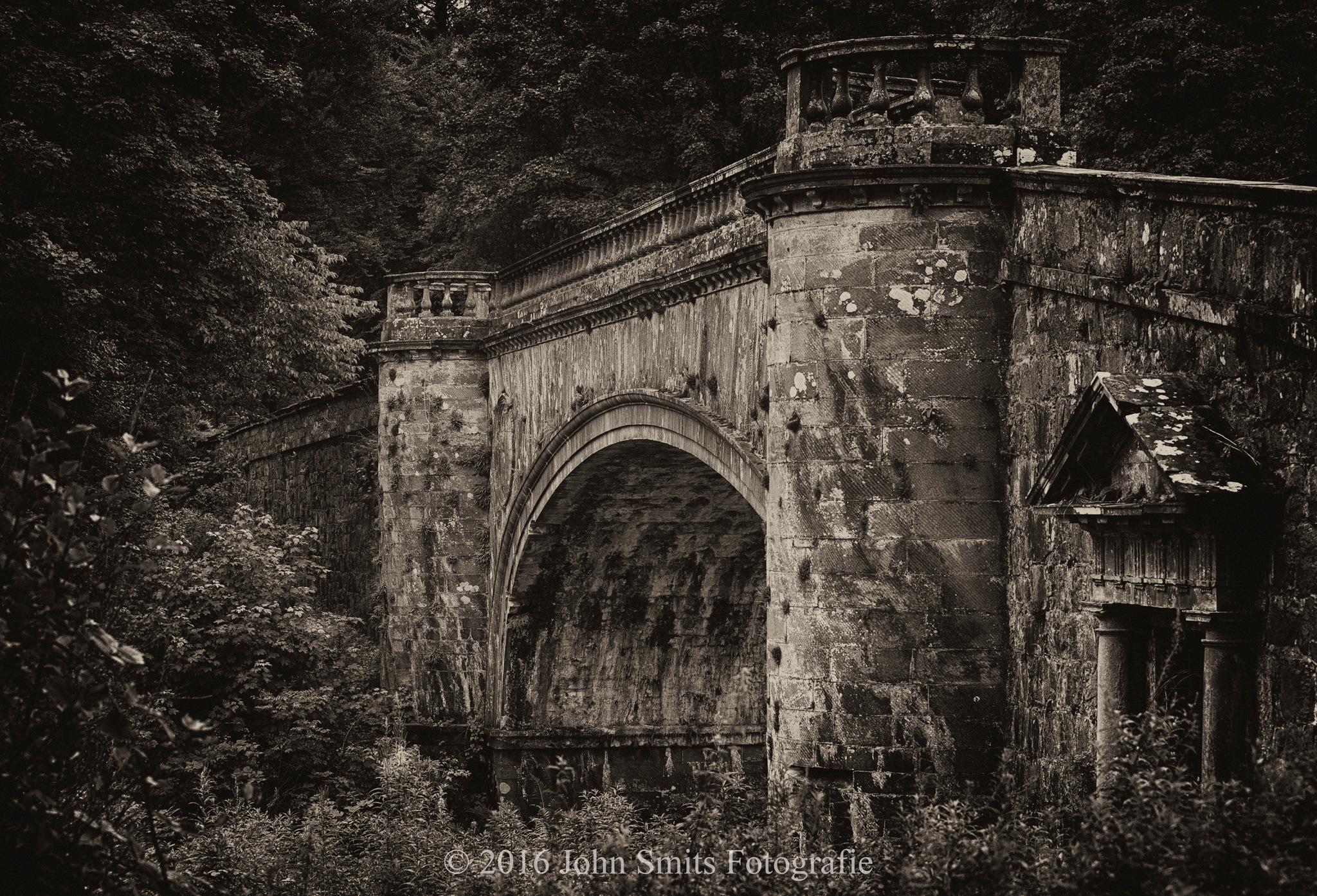 Very old bridge by johnsmitsfotografie