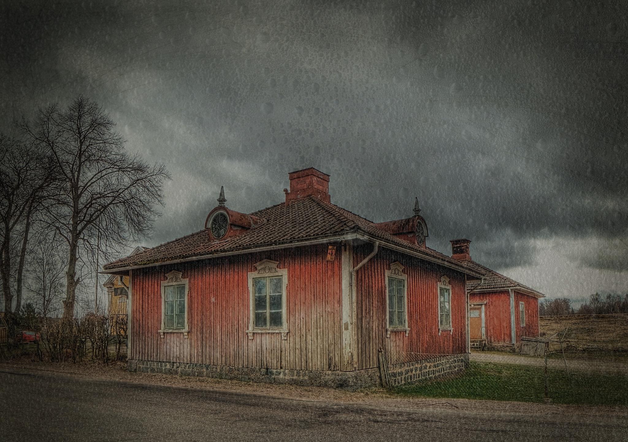 Small House by Bo Kärker