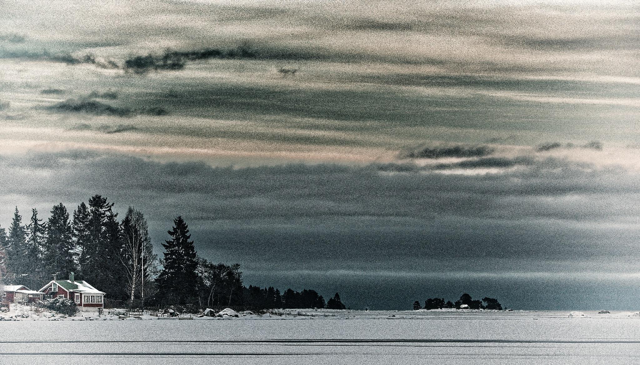 Eagle Ice by Bo Kärker
