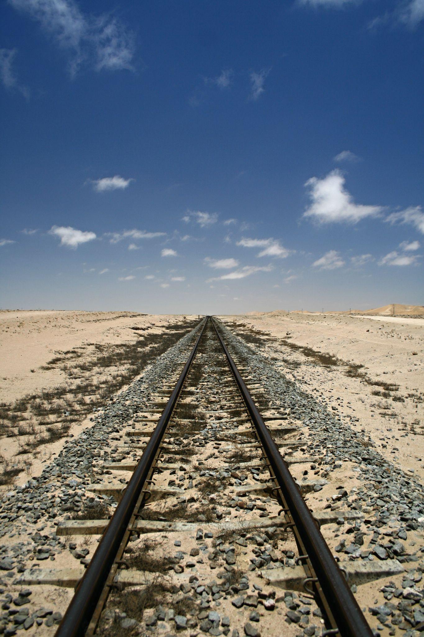 Desert Express by Jo-Ann de Smit