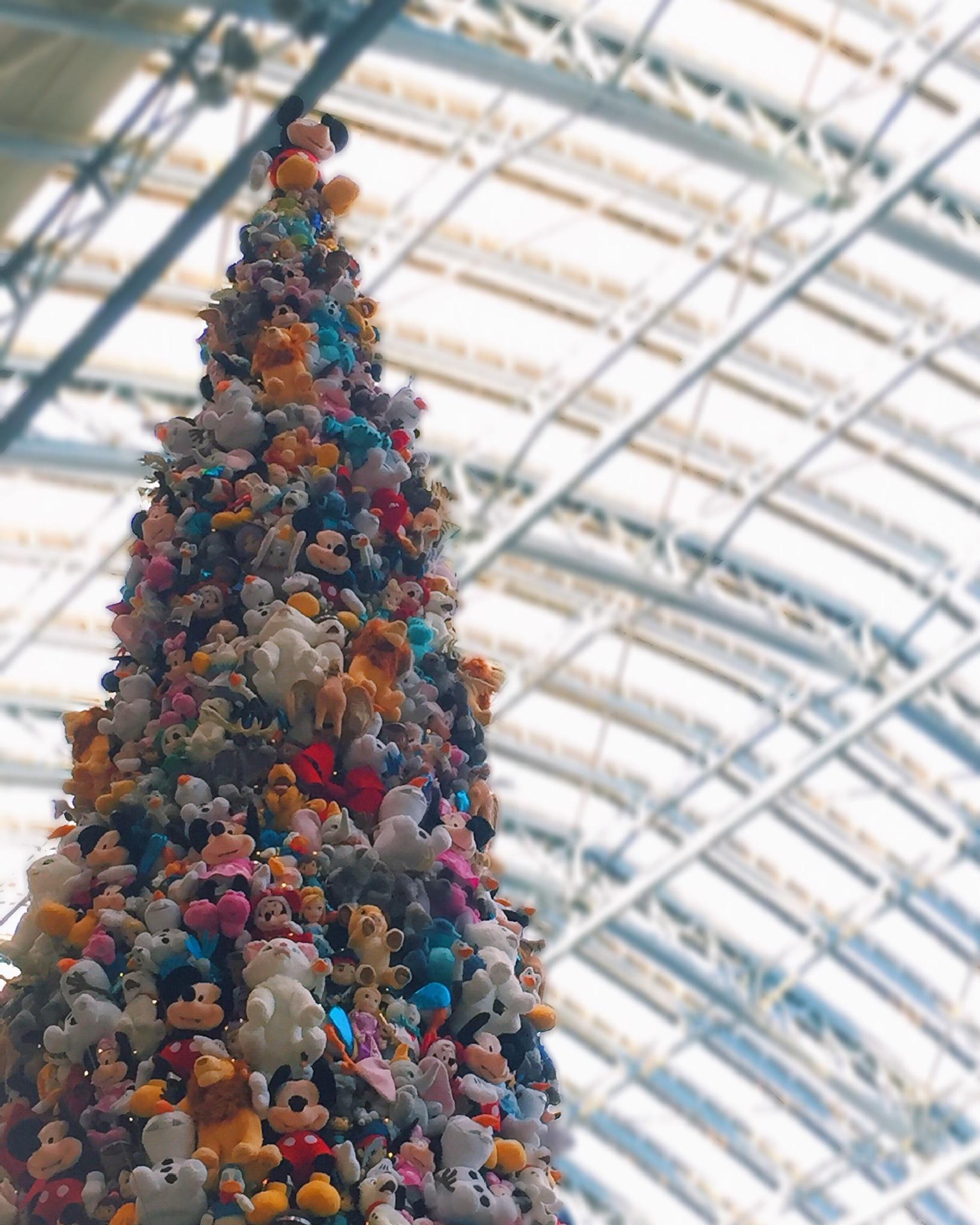 Disney Christmas Tree by Thibaut_Octave