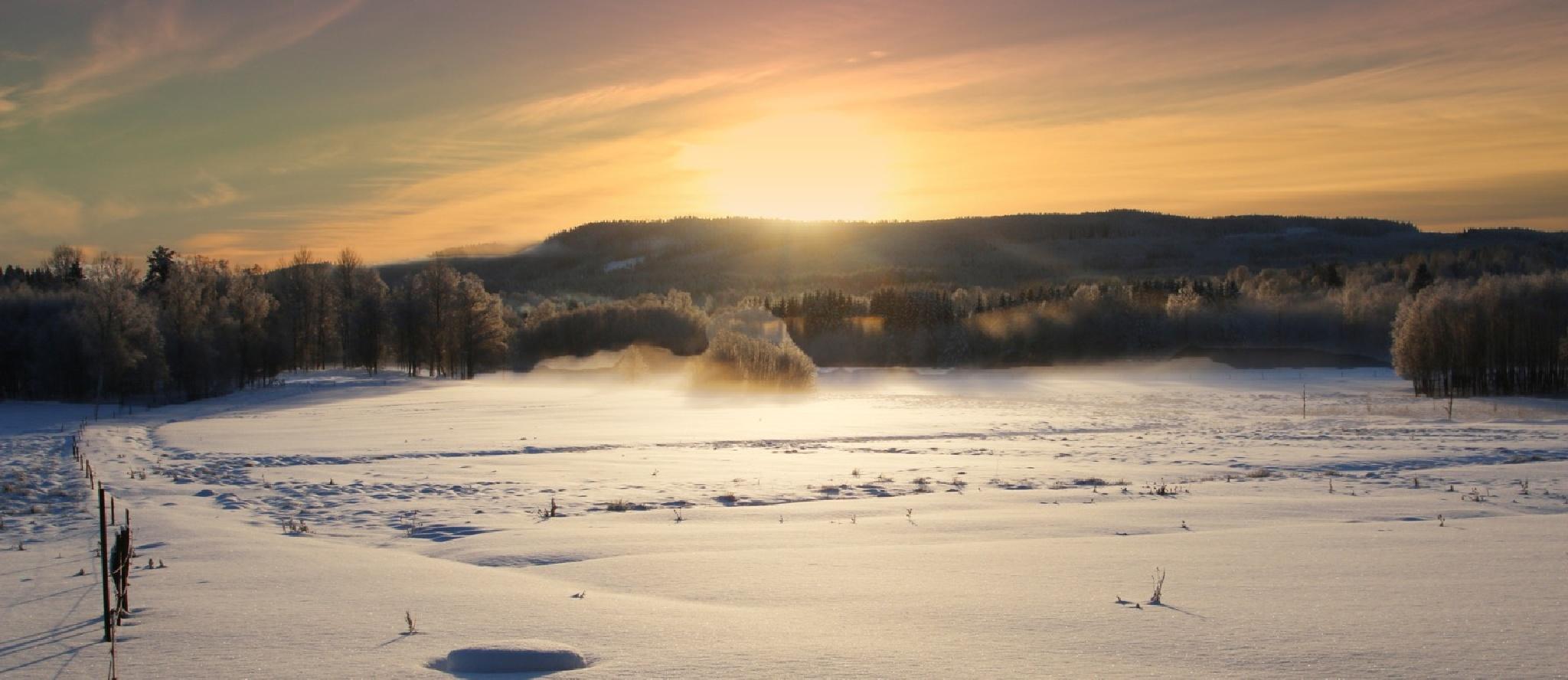 Sonnenuntergang by Mrgit Kluthke