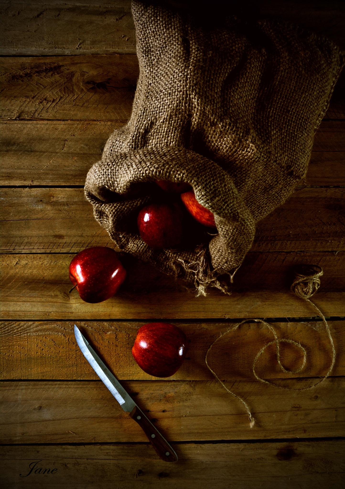 Apples by Jane Austen
