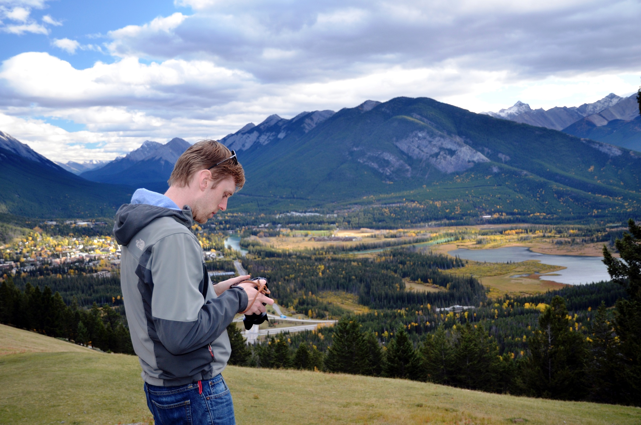 Checking Nikon Settings by Vivian Wilcox