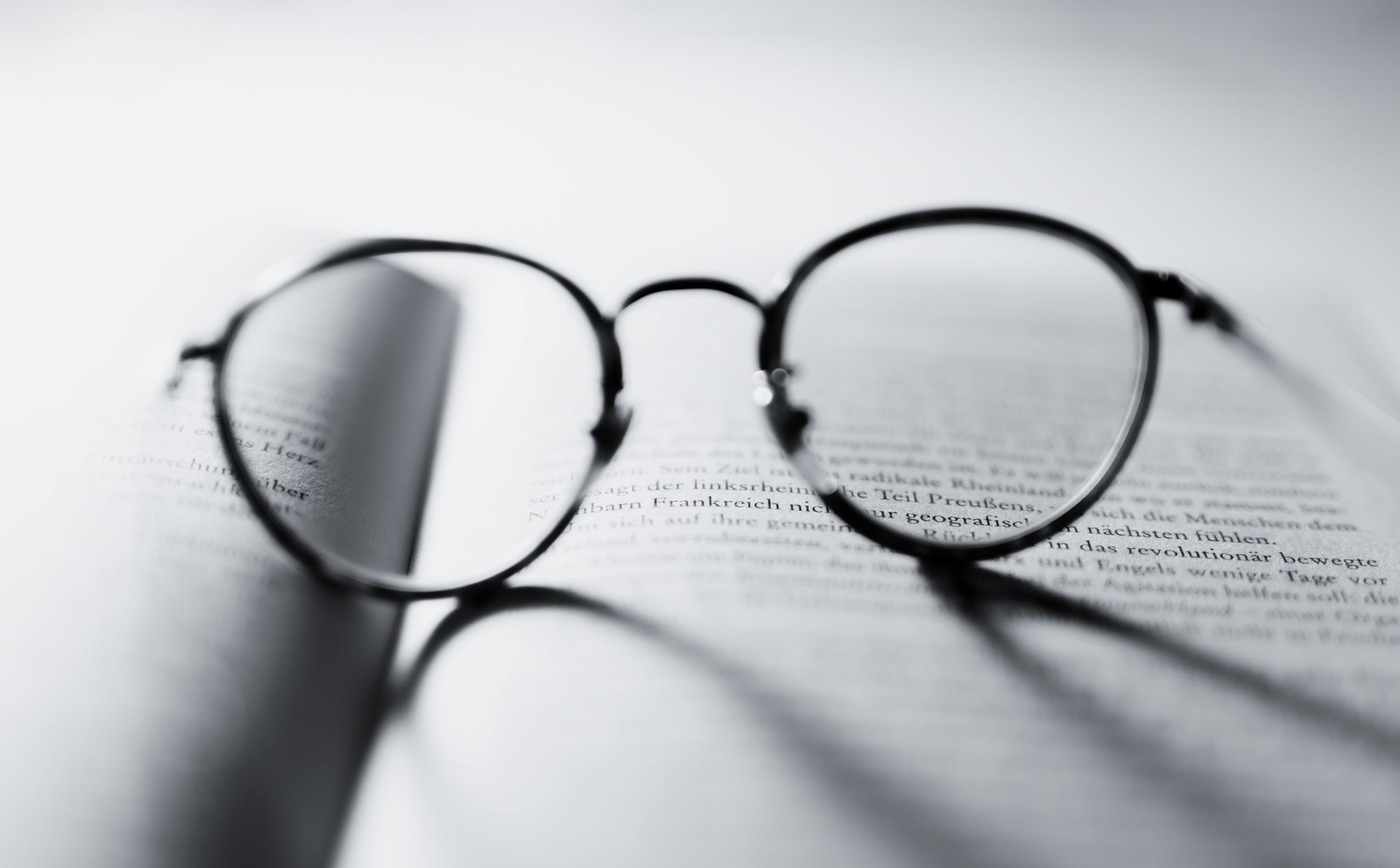 glasses by DieterEin