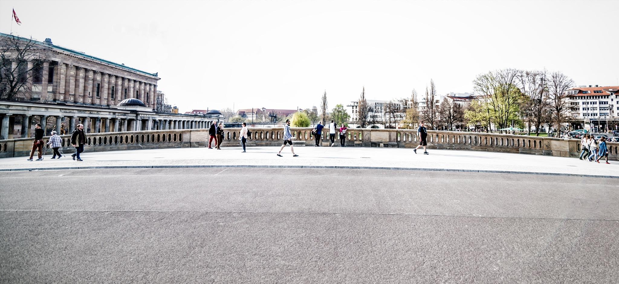 The bridge by DieterEin