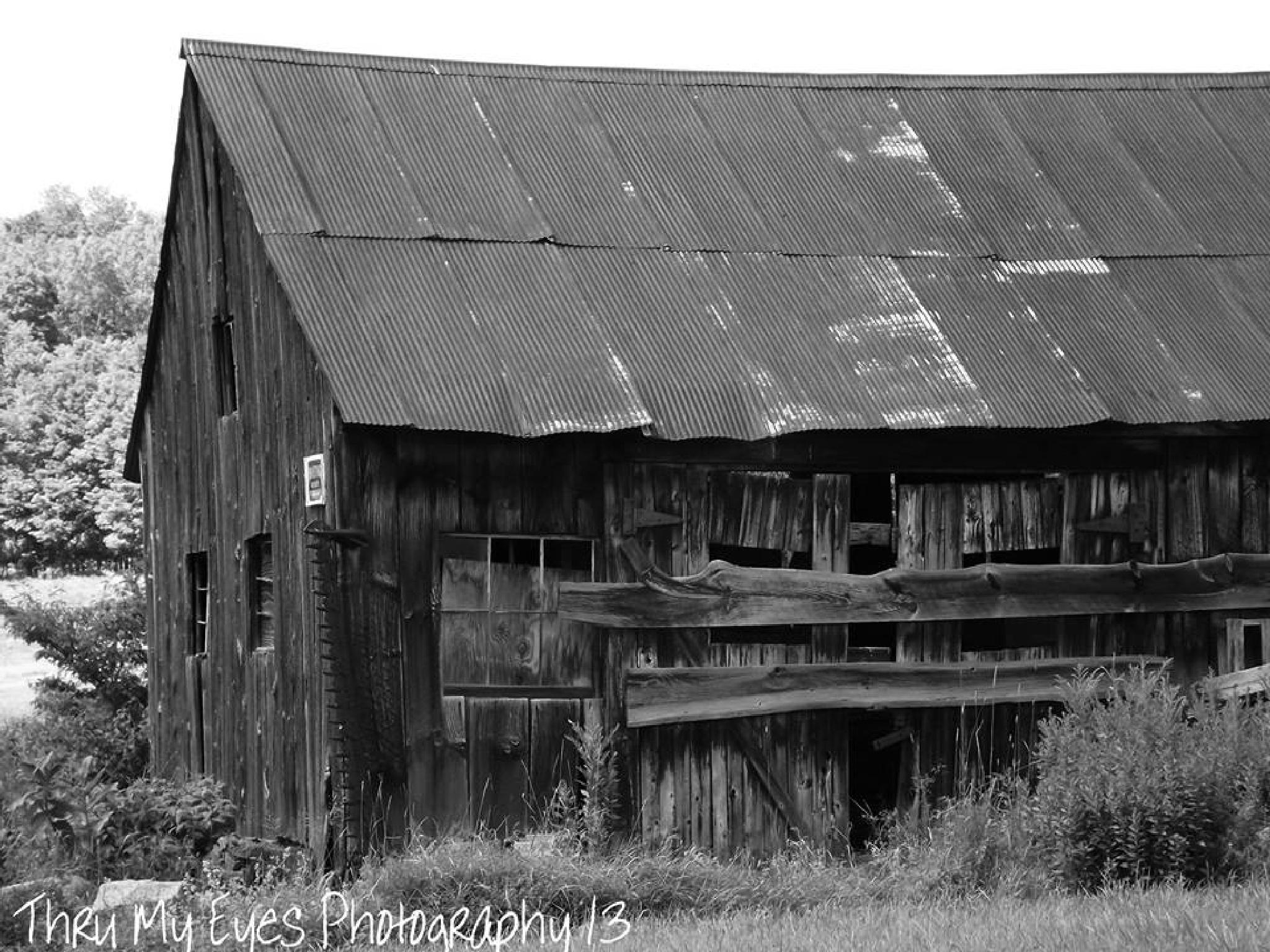 Early 19 Hundreds Barn by captain