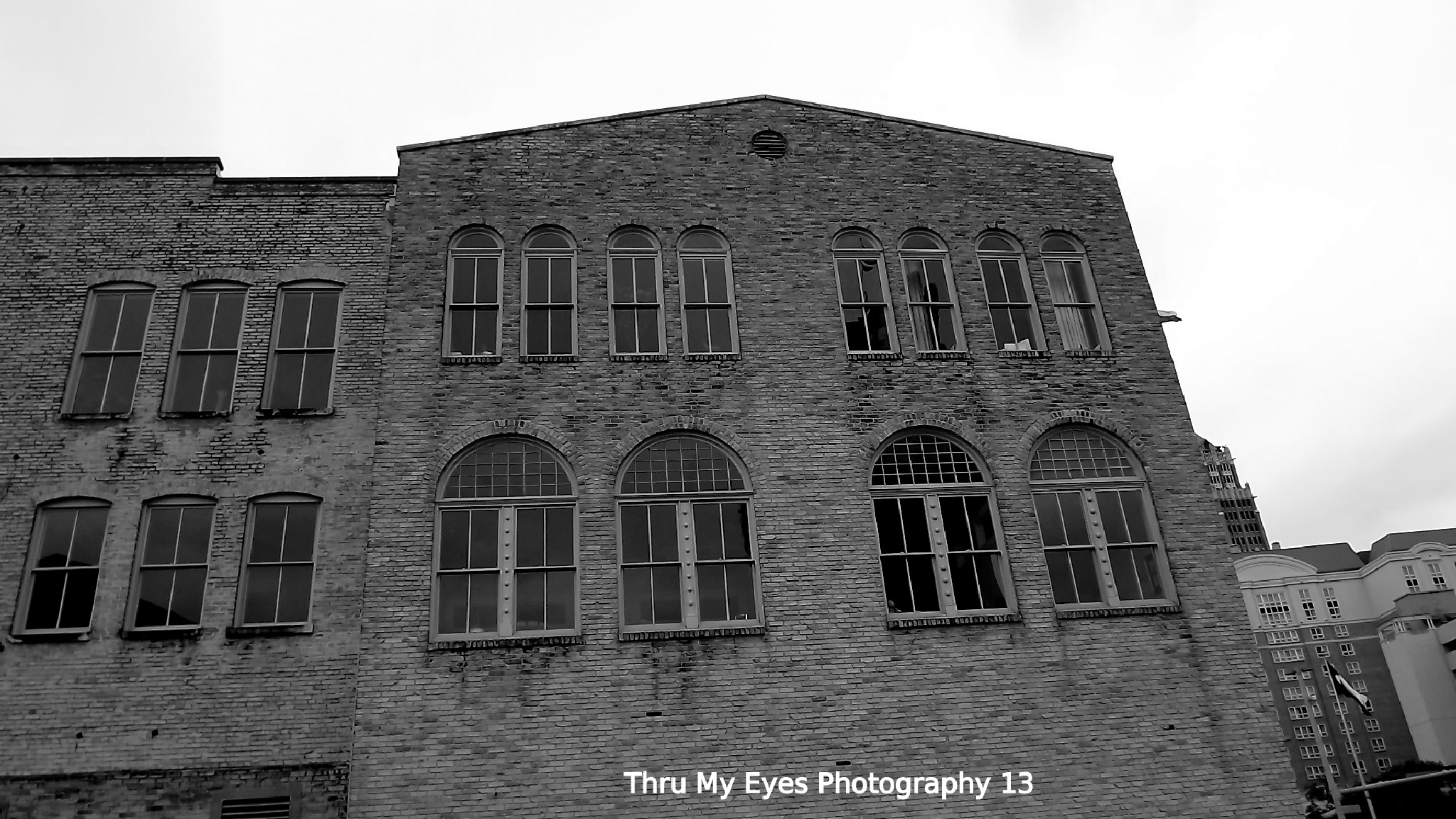 Old Buildings Downtown San Antonio by captain