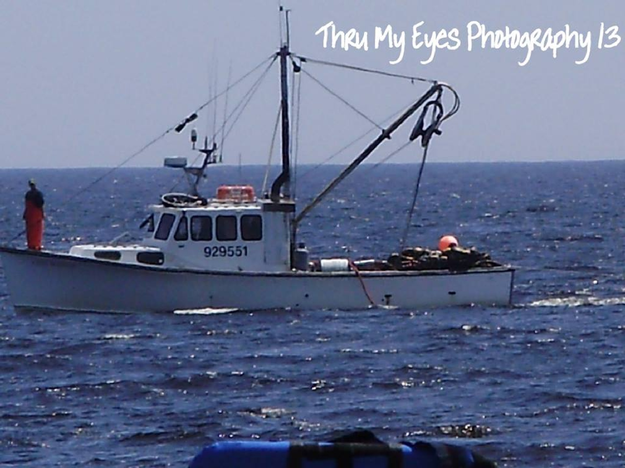 Fishing Boat by captain