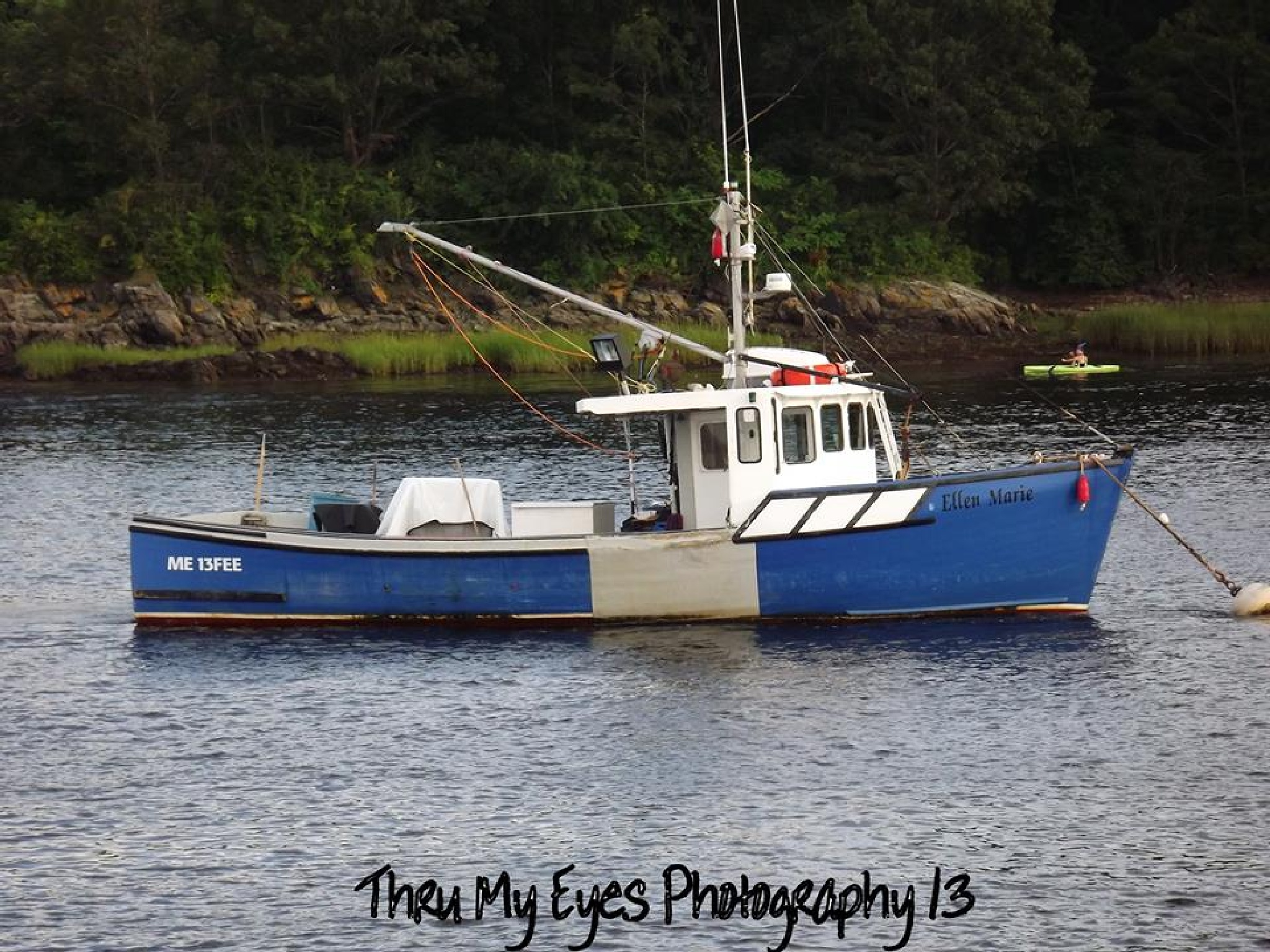 Lobster Boat by captain