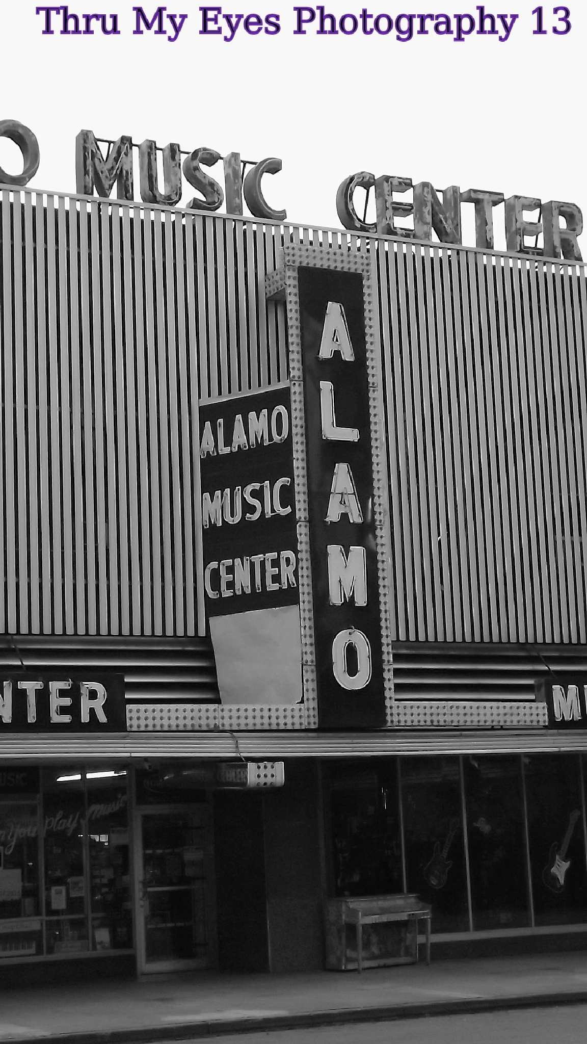 The Alamo Music Center by captain