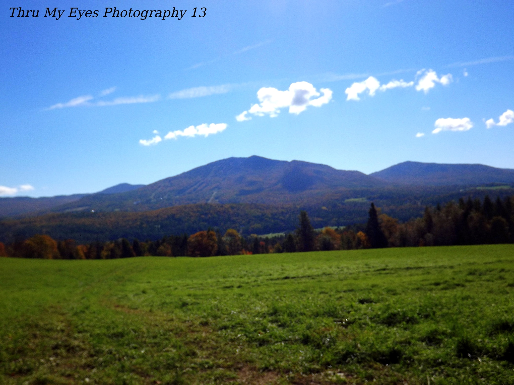 Burke Mountain by captain